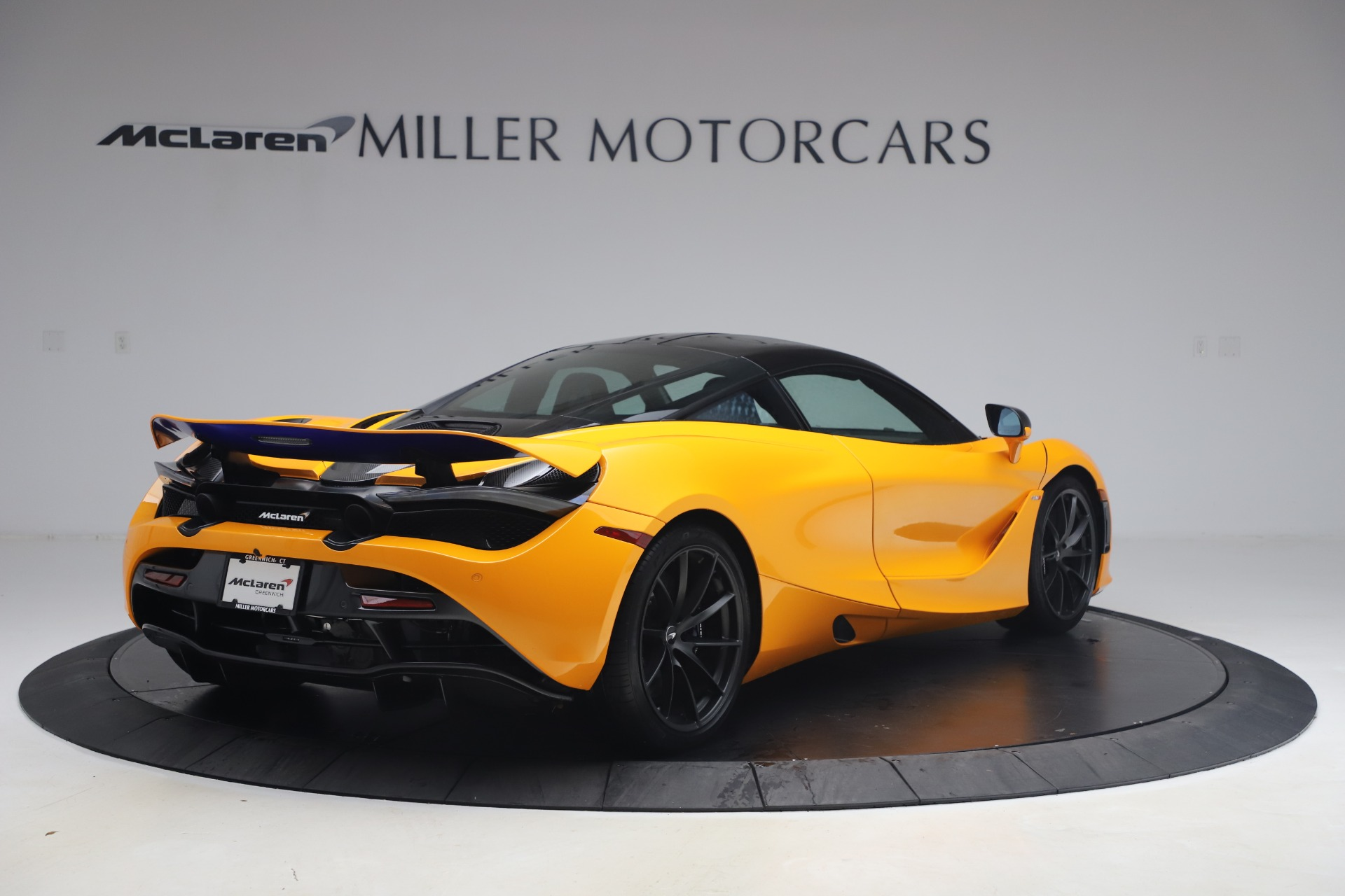 New 2019 McLaren 720S Coupe For Sale In Greenwich, CT. Alfa Romeo of Greenwich, MC402 2900_p5