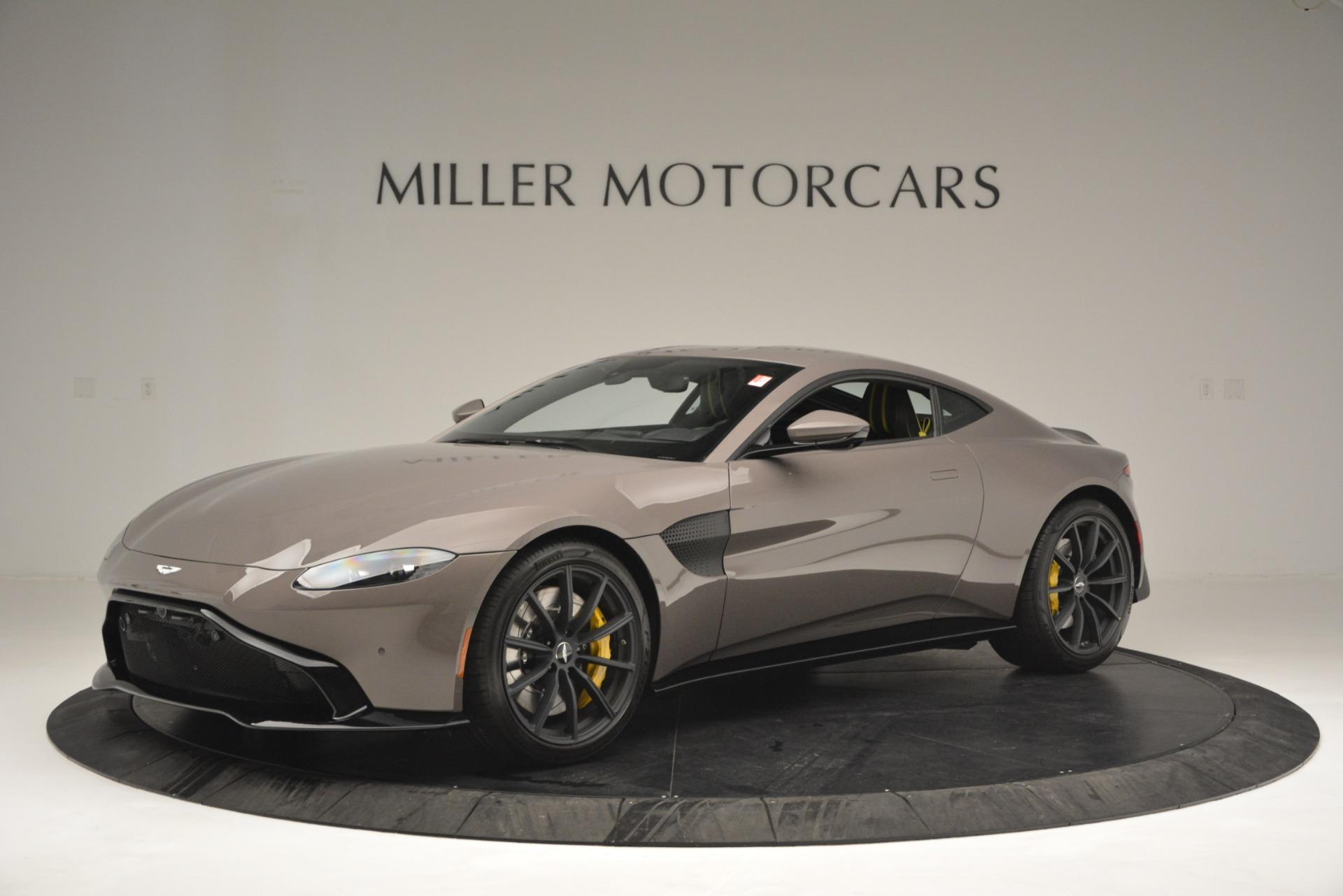 Used 2019 Aston Martin Vantage Coupe For Sale In Greenwich, CT. Alfa Romeo of Greenwich, A1339 2901_main