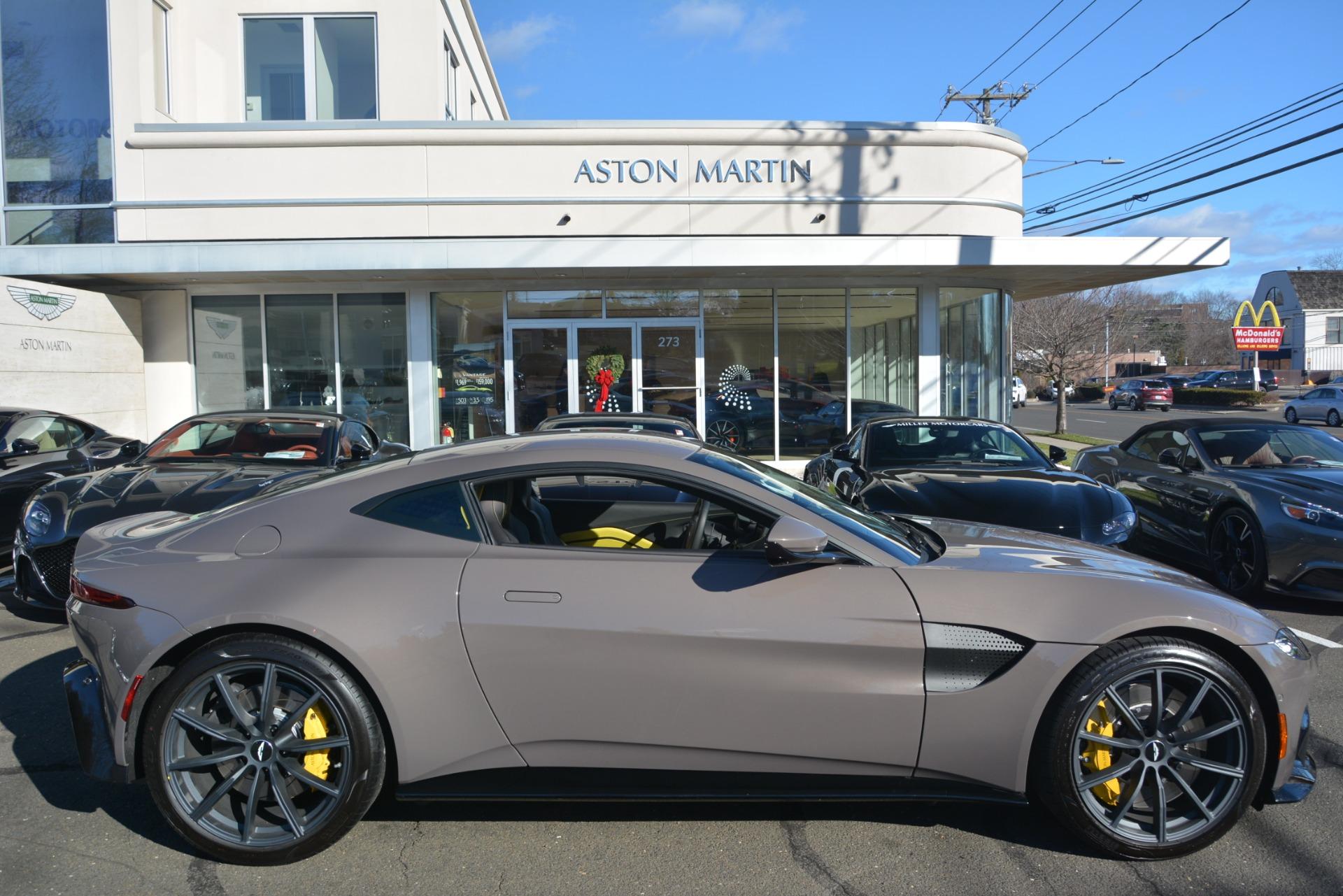 Used 2019 Aston Martin Vantage Coupe For Sale In Greenwich, CT. Alfa Romeo of Greenwich, A1339 2901_p23