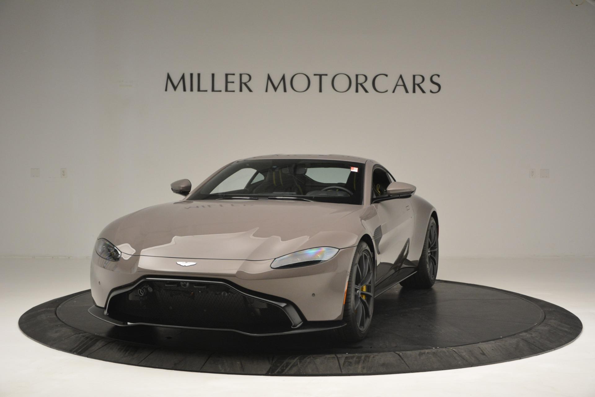 Used 2019 Aston Martin Vantage Coupe For Sale In Greenwich, CT. Alfa Romeo of Greenwich, A1339 2901_p2
