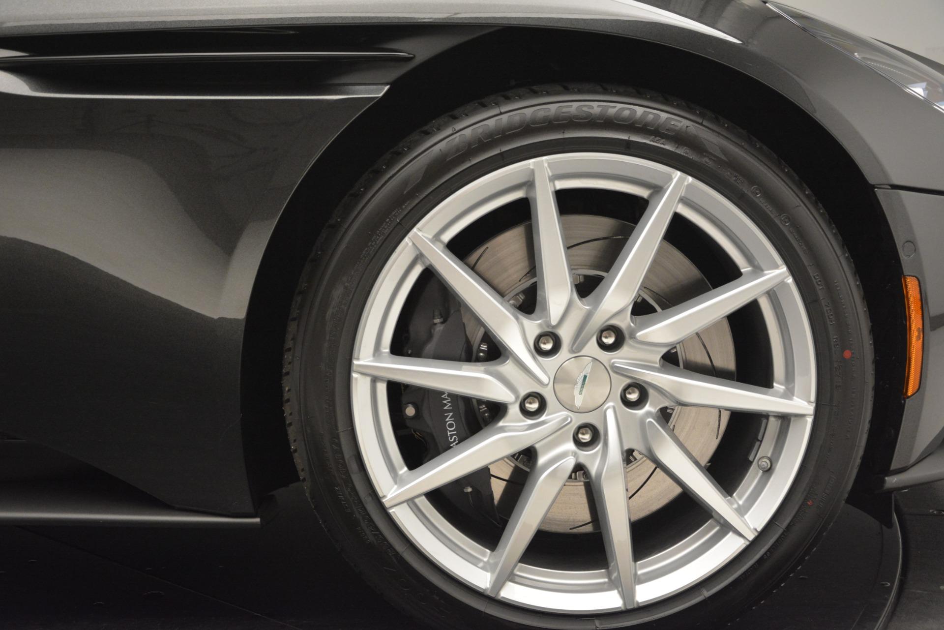 New 2019 Aston Martin DB11 V8 Convertible For Sale In Greenwich, CT. Alfa Romeo of Greenwich, A1329 2902_p25