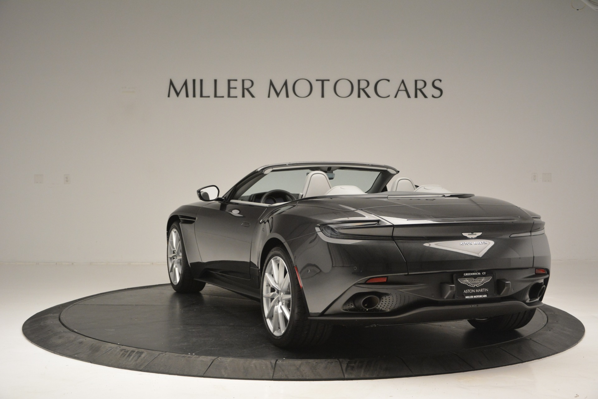 New 2019 Aston Martin DB11 V8 Convertible For Sale In Greenwich, CT. Alfa Romeo of Greenwich, A1329 2902_p5