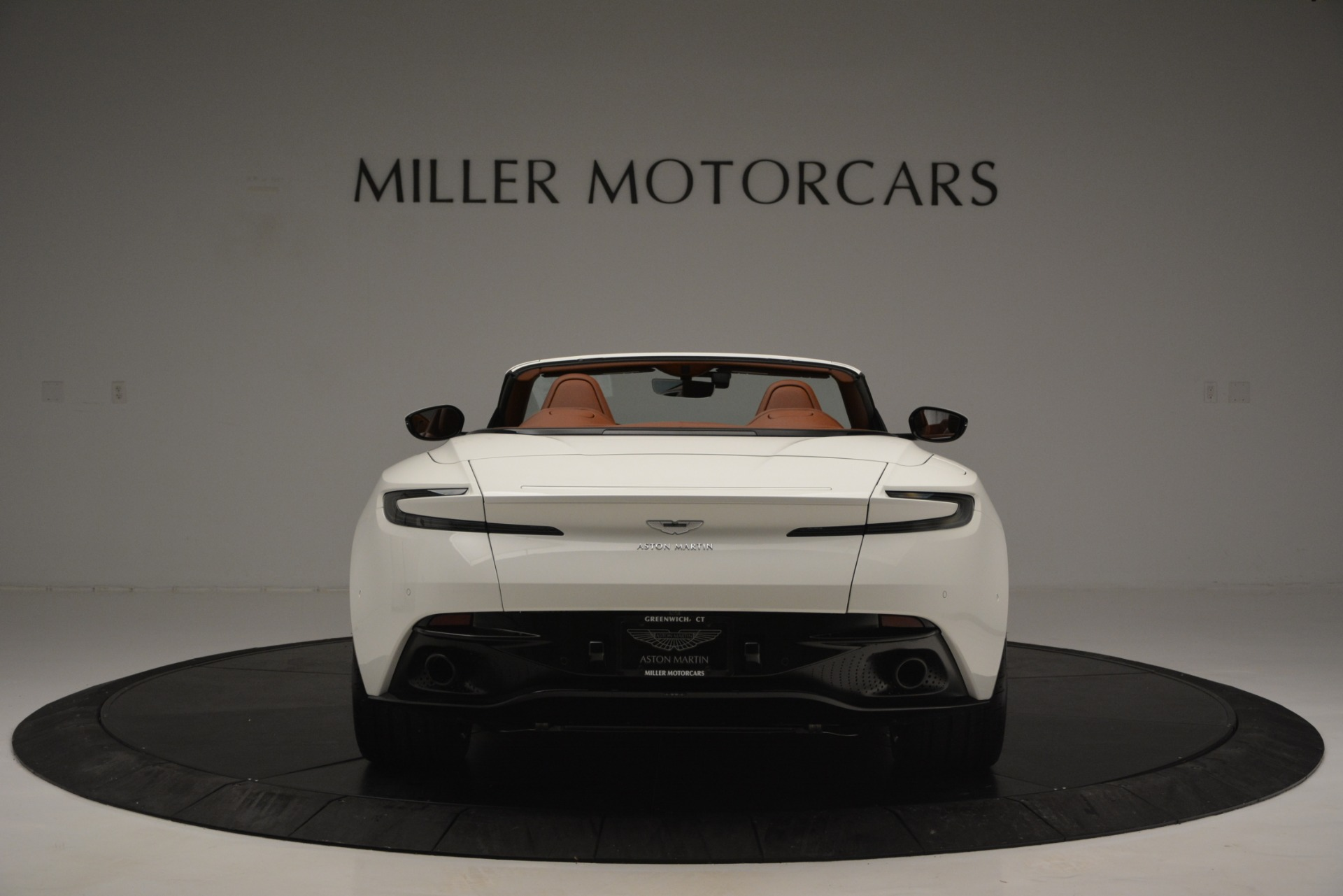 New 2019 Aston Martin DB11 V8 Convertible For Sale In Greenwich, CT. Alfa Romeo of Greenwich, A1334 2903_p6