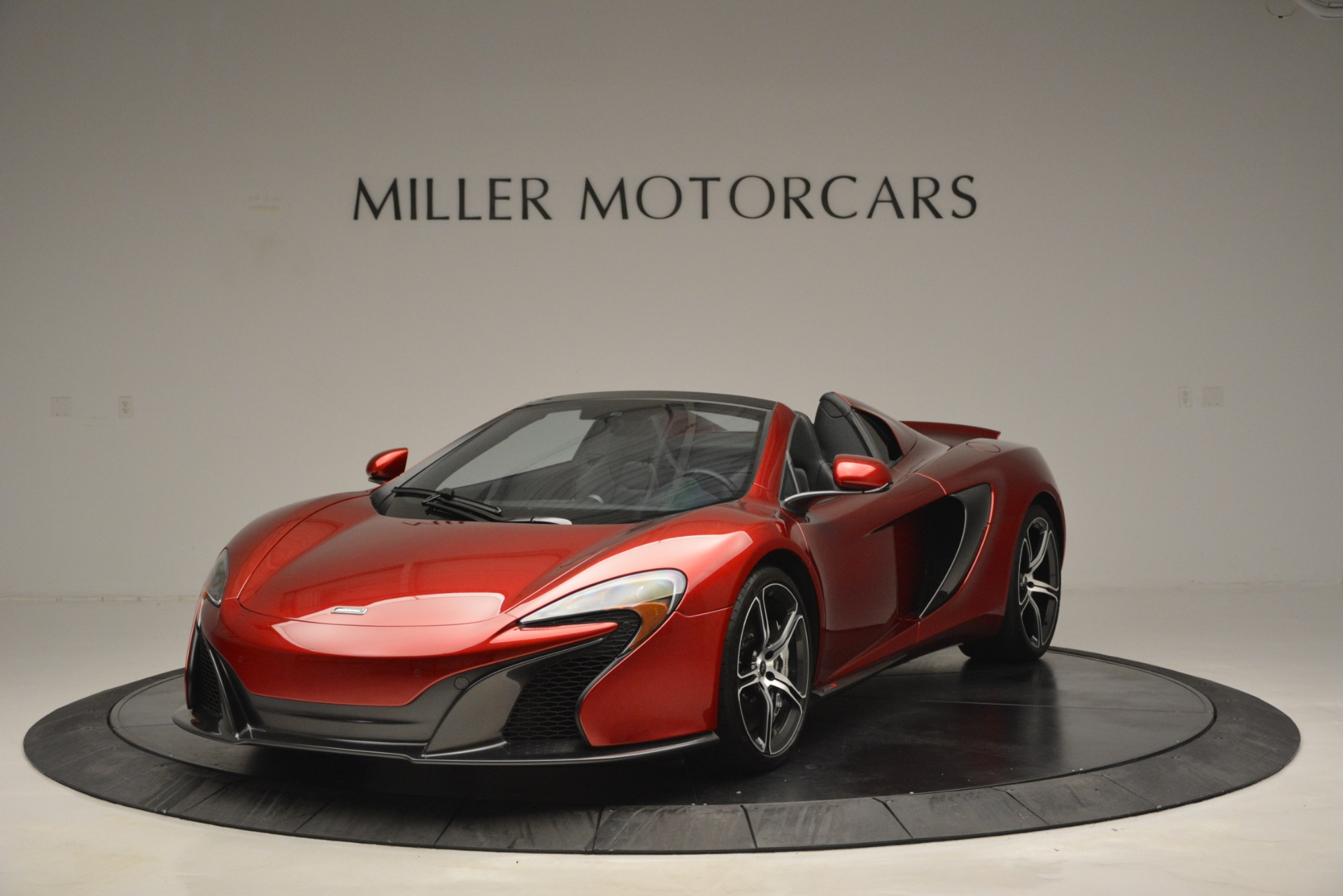 Used 2015 McLaren 650S Spider For Sale In Greenwich, CT. Alfa Romeo of Greenwich, 3152C 2904_main