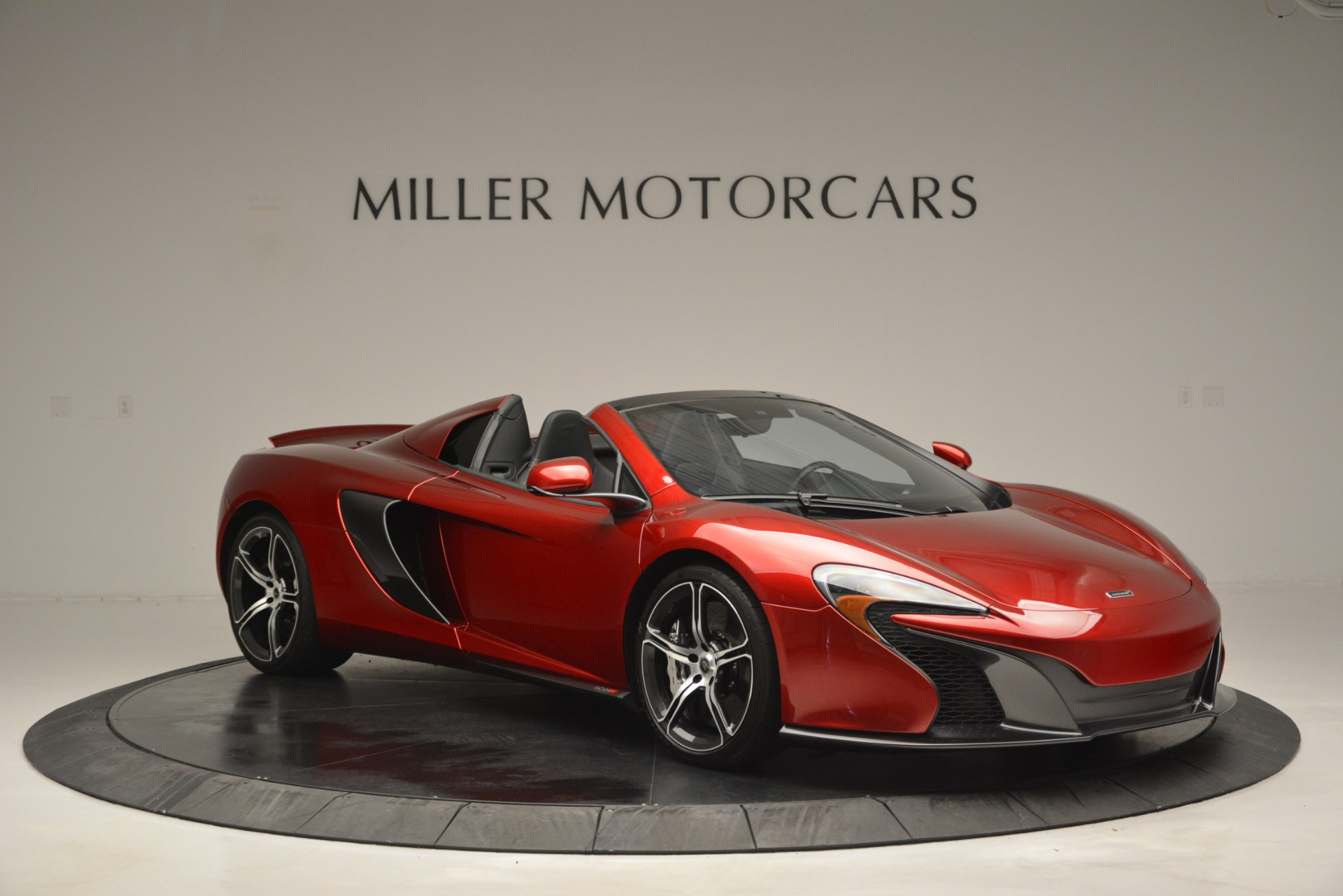 Used 2015 McLaren 650S Spider For Sale In Greenwich, CT. Alfa Romeo of Greenwich, 3152C 2904_p10