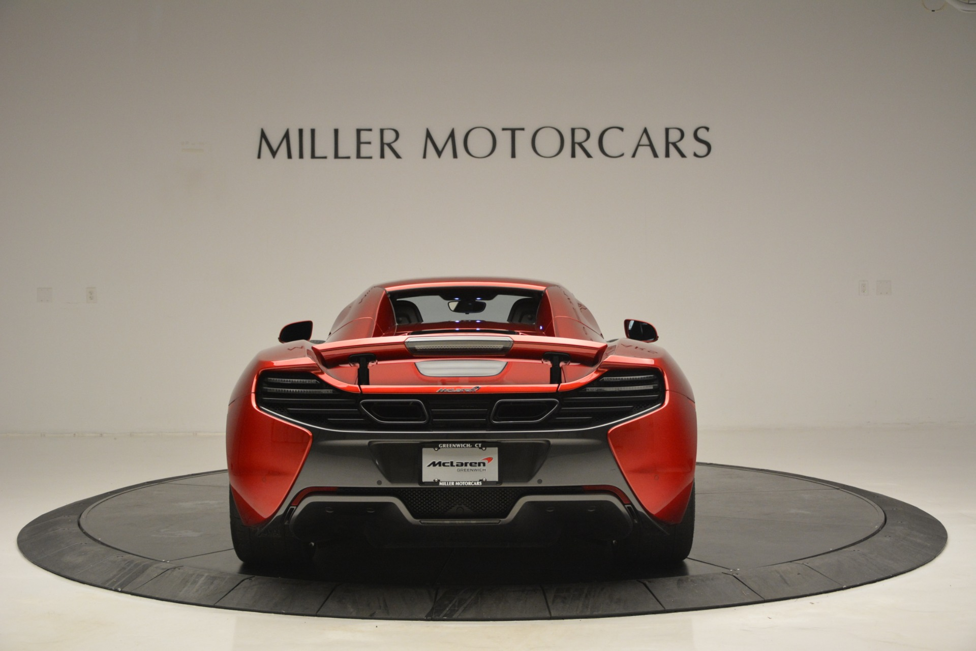 Used 2015 McLaren 650S Spider For Sale In Greenwich, CT. Alfa Romeo of Greenwich, 3152C 2904_p17