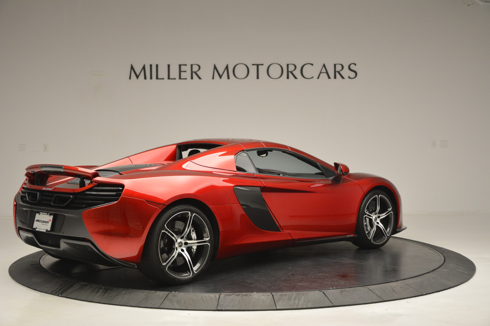 Used 2015 McLaren 650S Spider For Sale In Greenwich, CT. Alfa Romeo of Greenwich, 3152C 2904_p18