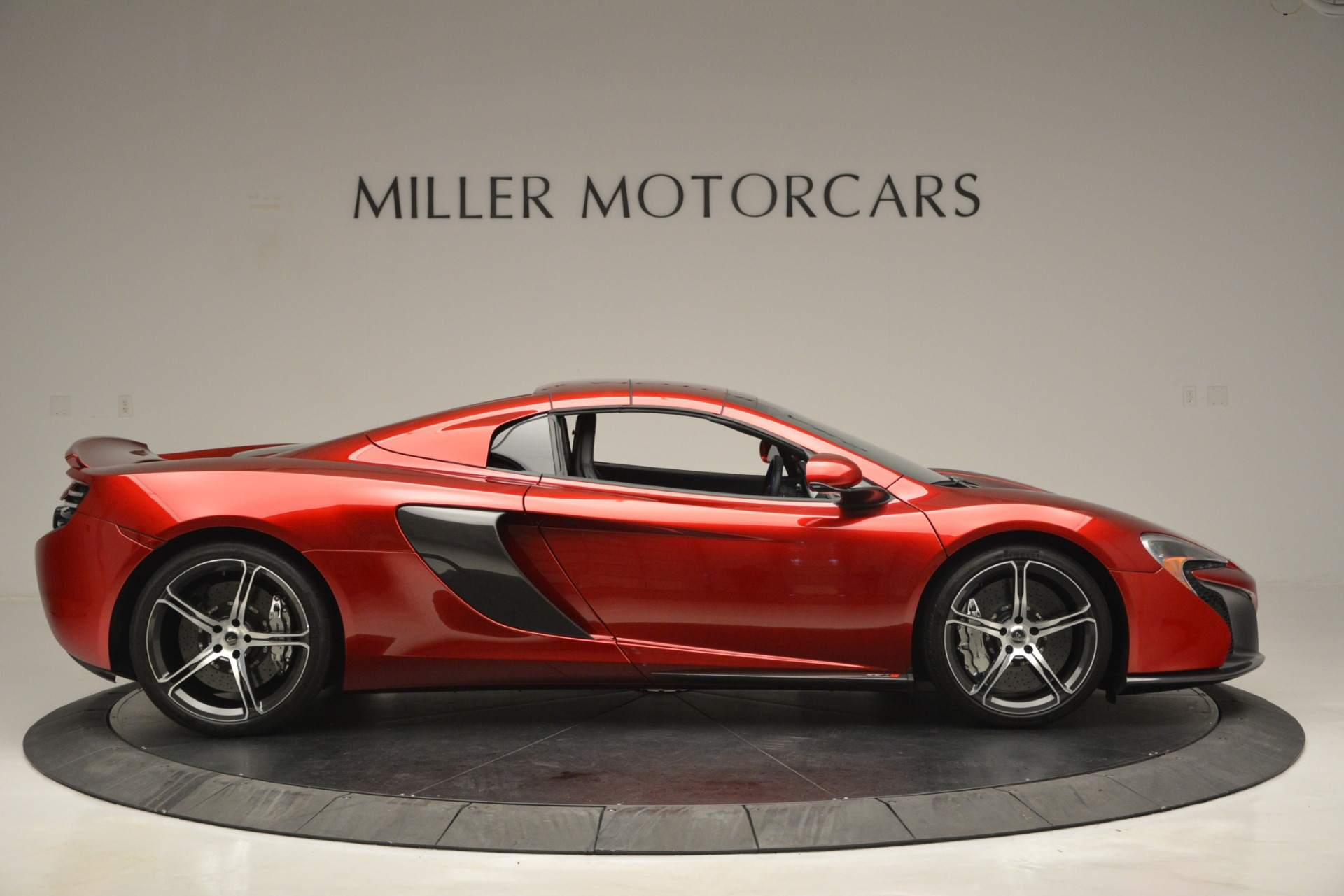 Used 2015 McLaren 650S Spider For Sale In Greenwich, CT. Alfa Romeo of Greenwich, 3152C 2904_p19