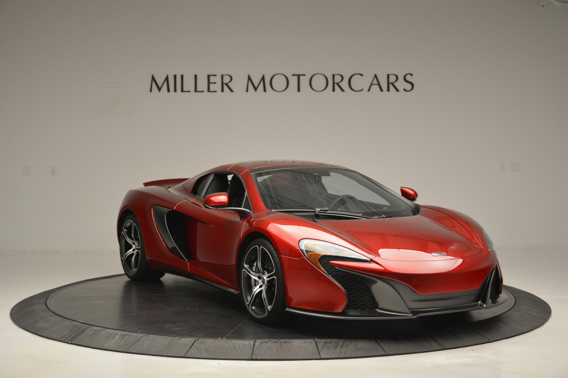Used 2015 McLaren 650S Spider For Sale In Greenwich, CT. Alfa Romeo of Greenwich, 3152C 2904_p20