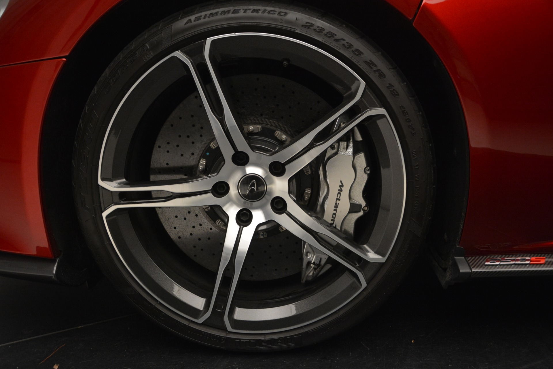 Used 2015 McLaren 650S Spider For Sale In Greenwich, CT. Alfa Romeo of Greenwich, 3152C 2904_p23