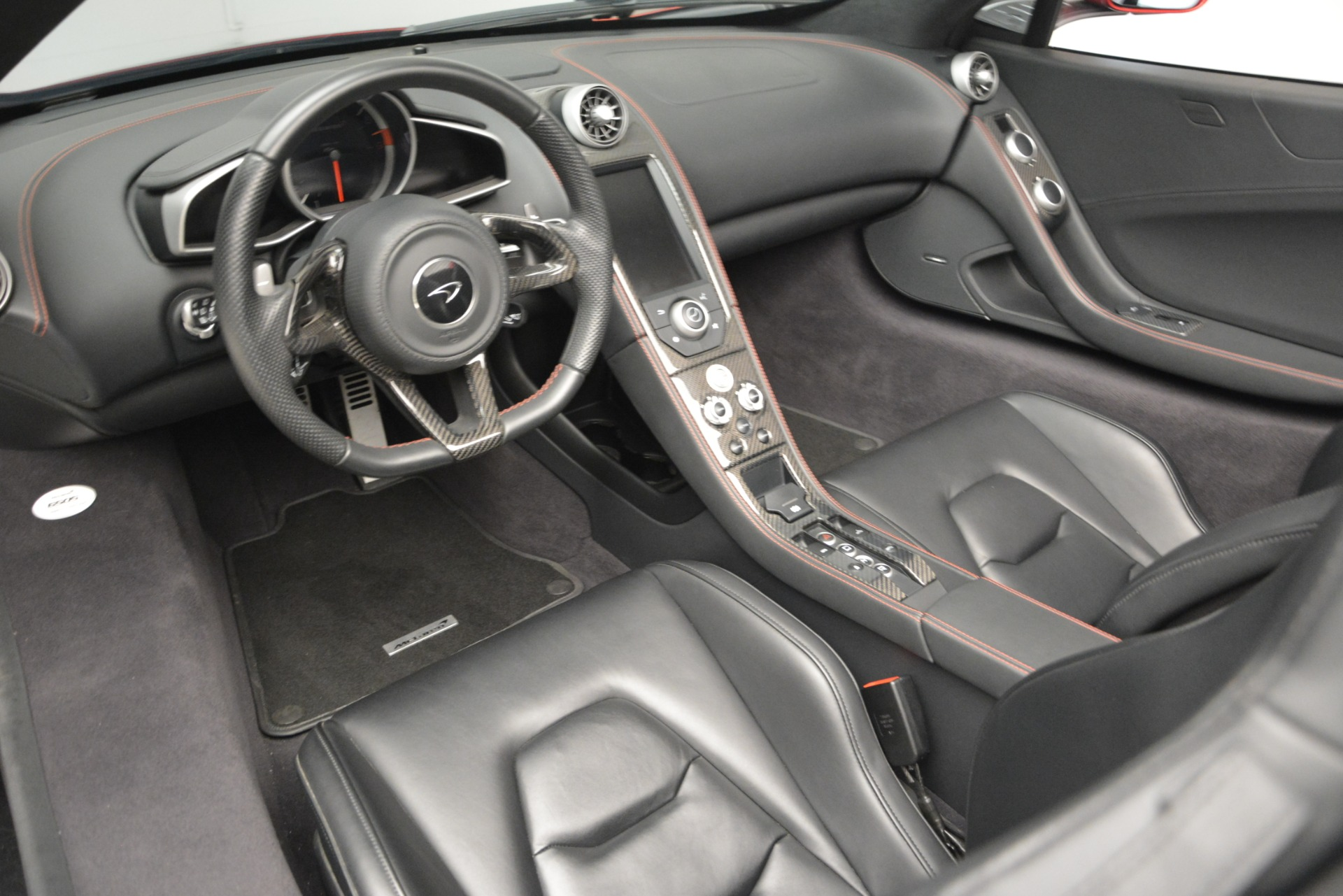 Used 2015 McLaren 650S Spider For Sale In Greenwich, CT. Alfa Romeo of Greenwich, 3152C 2904_p24