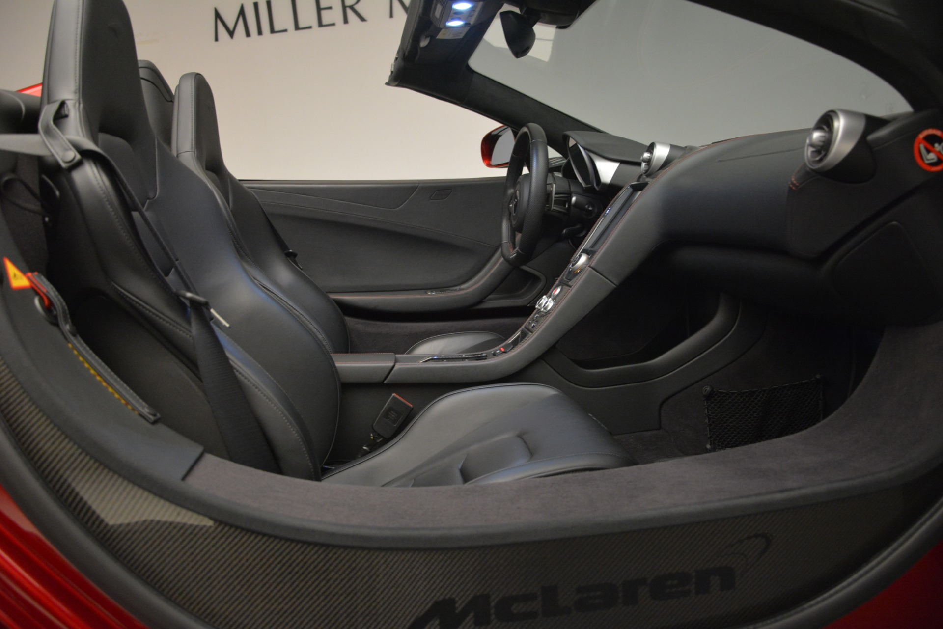 Used 2015 McLaren 650S Spider For Sale In Greenwich, CT. Alfa Romeo of Greenwich, 3152C 2904_p28