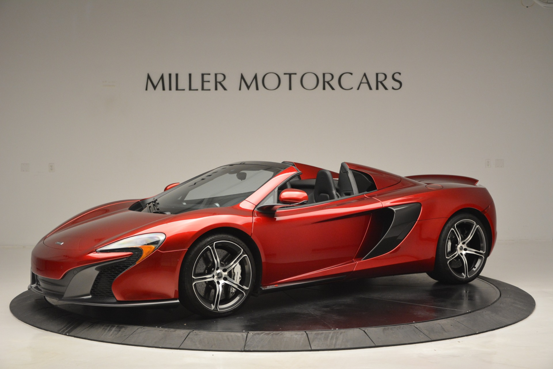 Used 2015 McLaren 650S Spider For Sale In Greenwich, CT. Alfa Romeo of Greenwich, 3152C 2904_p2