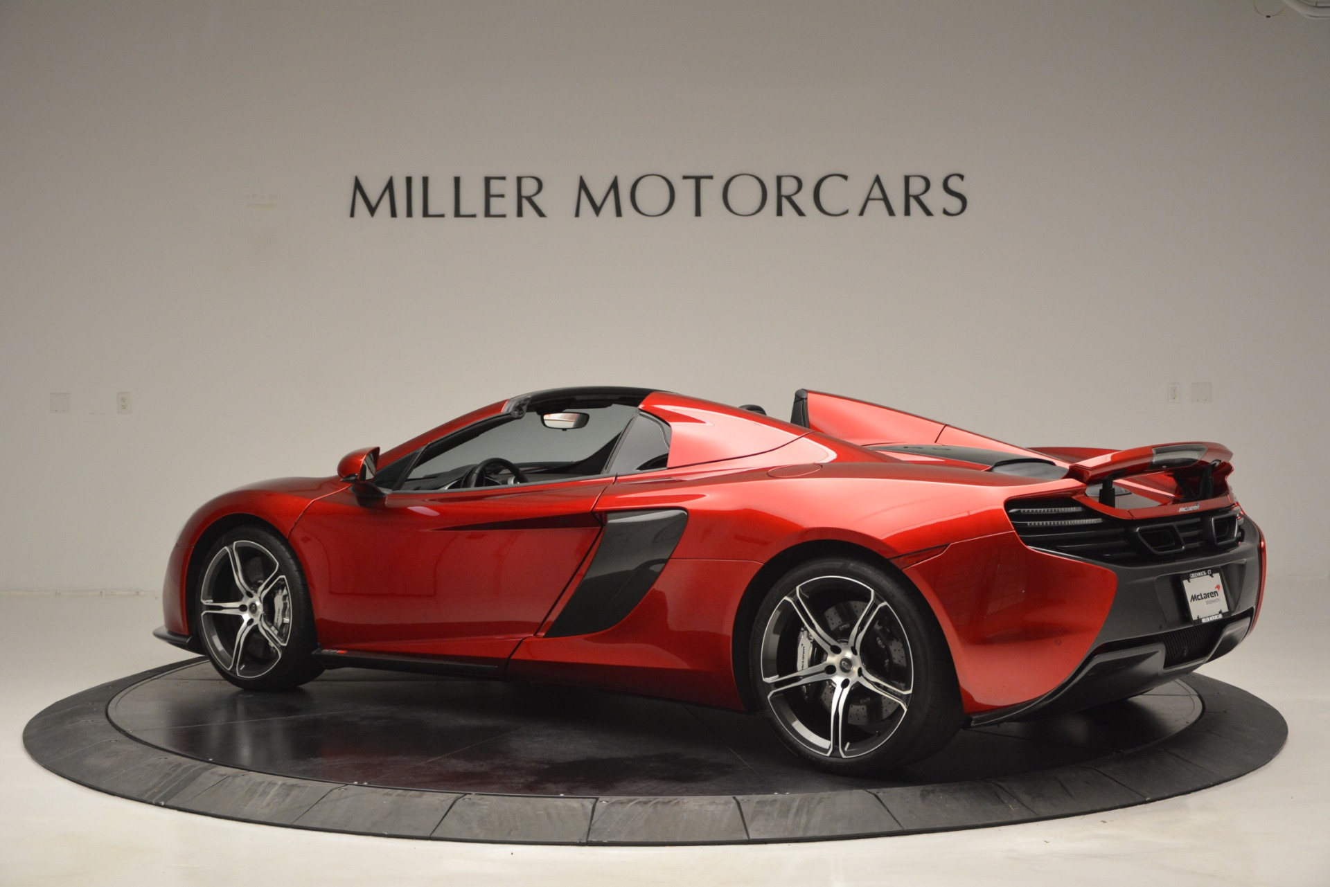 Used 2015 McLaren 650S Spider For Sale In Greenwich, CT. Alfa Romeo of Greenwich, 3152C 2904_p4