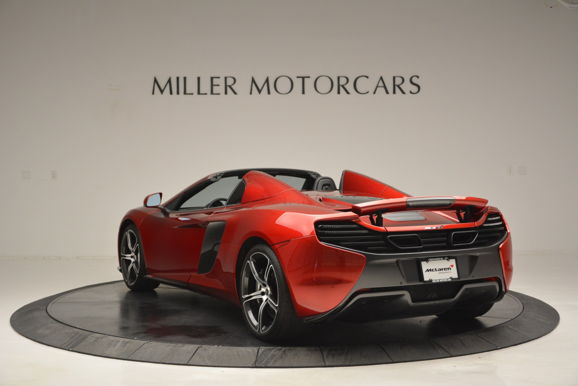 Used 2015 McLaren 650S Spider For Sale In Greenwich, CT. Alfa Romeo of Greenwich, 3152C 2904_p5