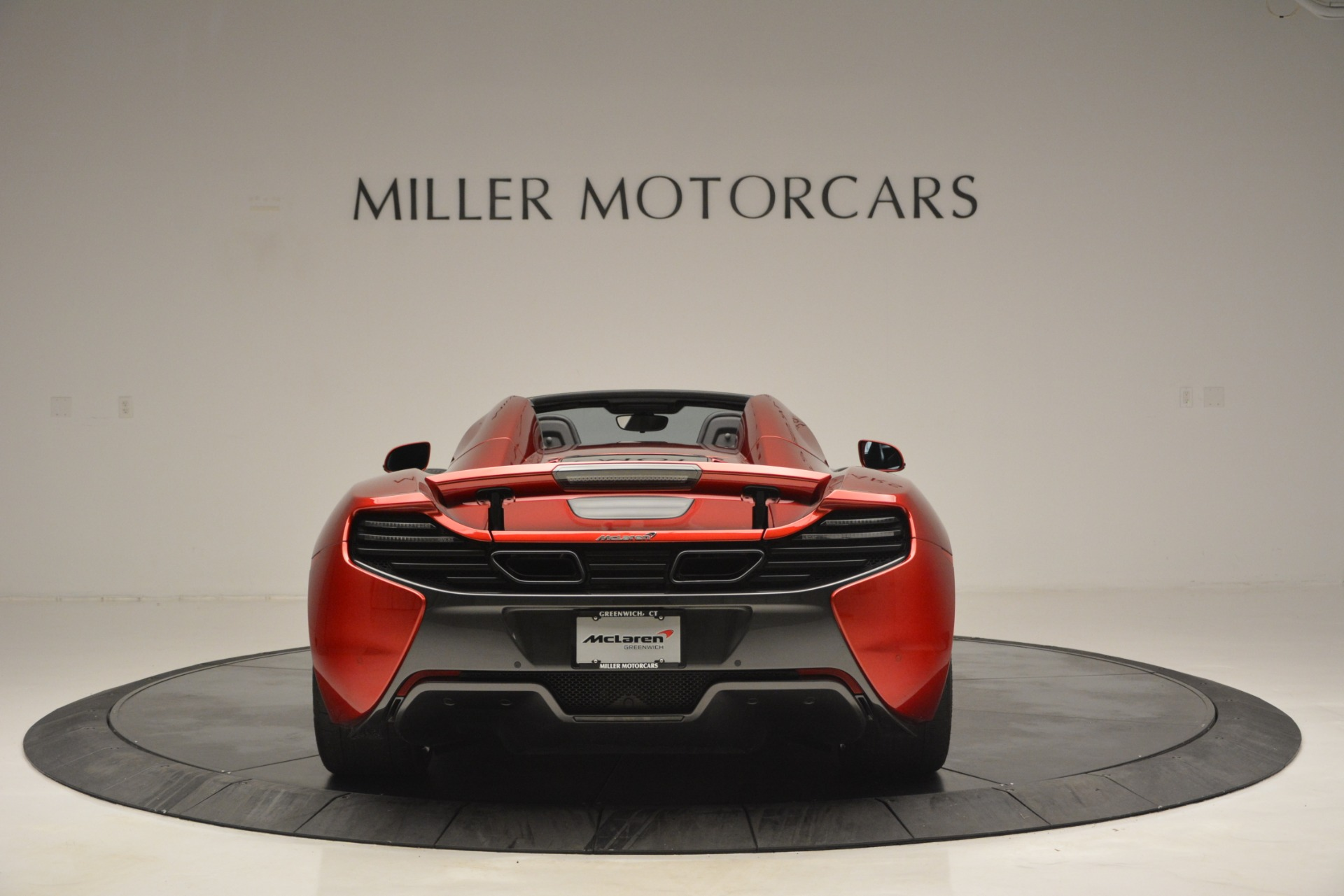 Used 2015 McLaren 650S Spider For Sale In Greenwich, CT. Alfa Romeo of Greenwich, 3152C 2904_p6