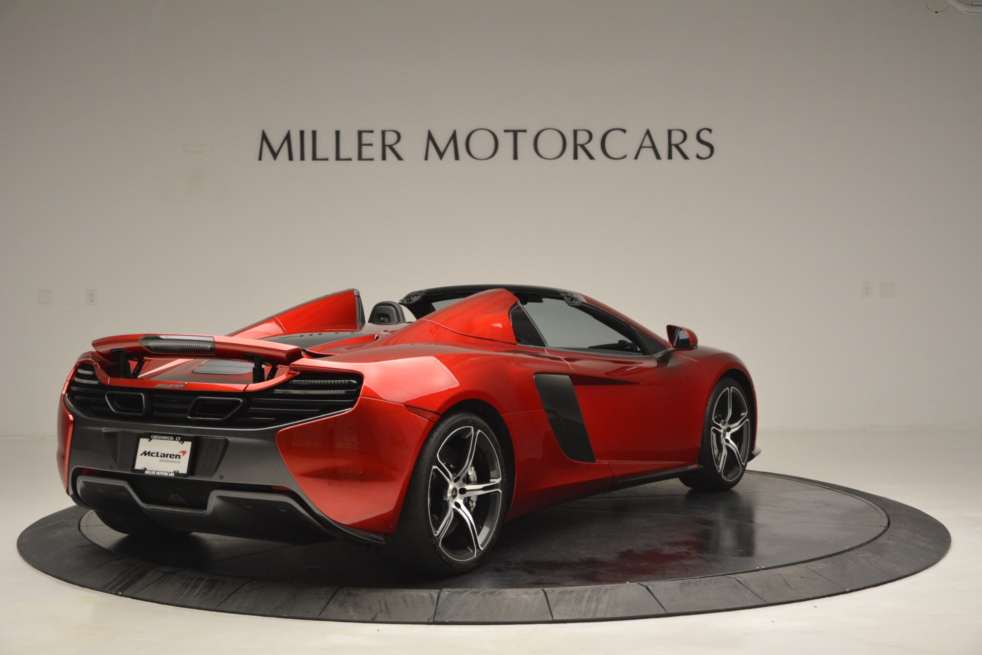 Used 2015 McLaren 650S Spider For Sale In Greenwich, CT. Alfa Romeo of Greenwich, 3152C 2904_p7