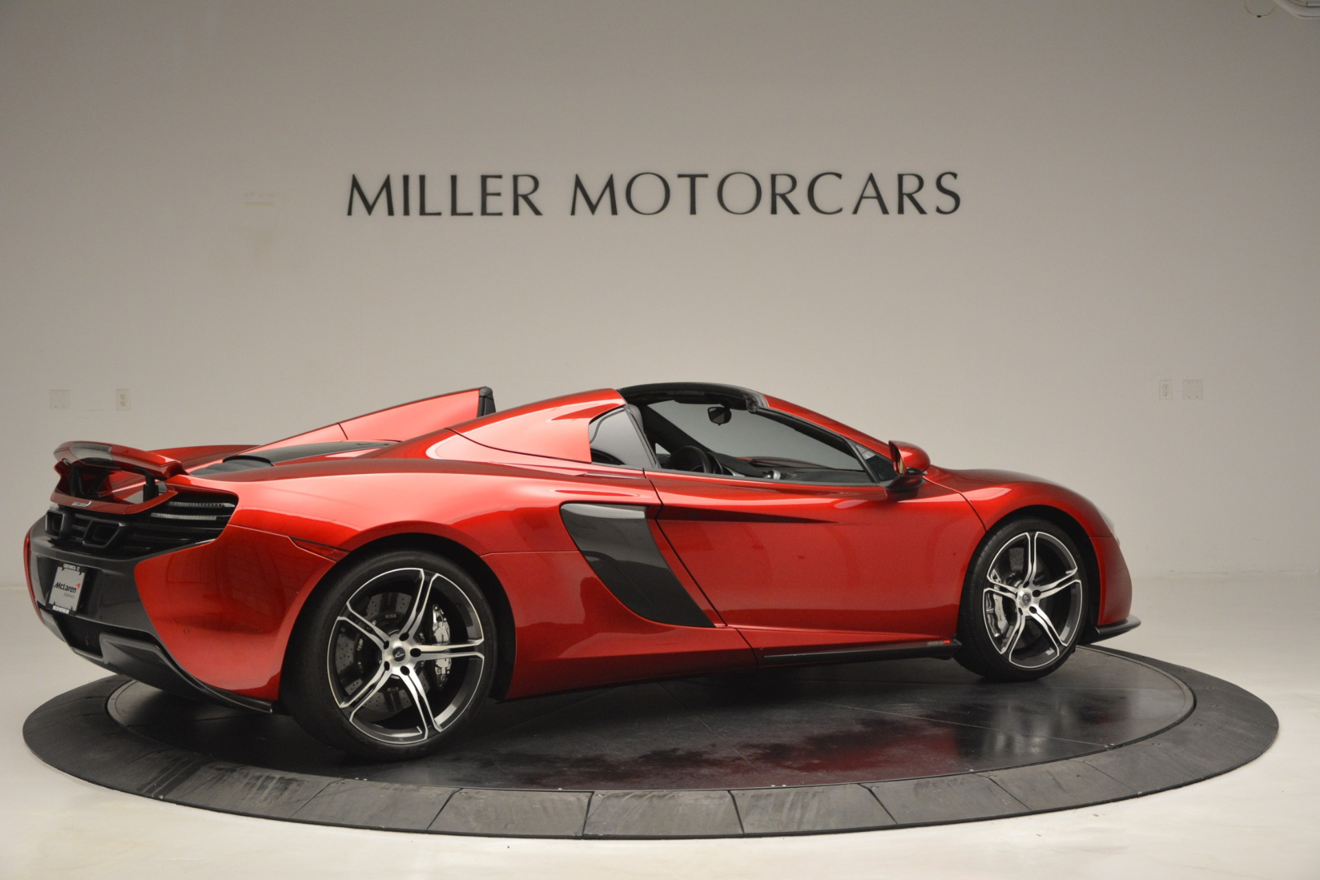 Used 2015 McLaren 650S Spider For Sale In Greenwich, CT. Alfa Romeo of Greenwich, 3152C 2904_p8