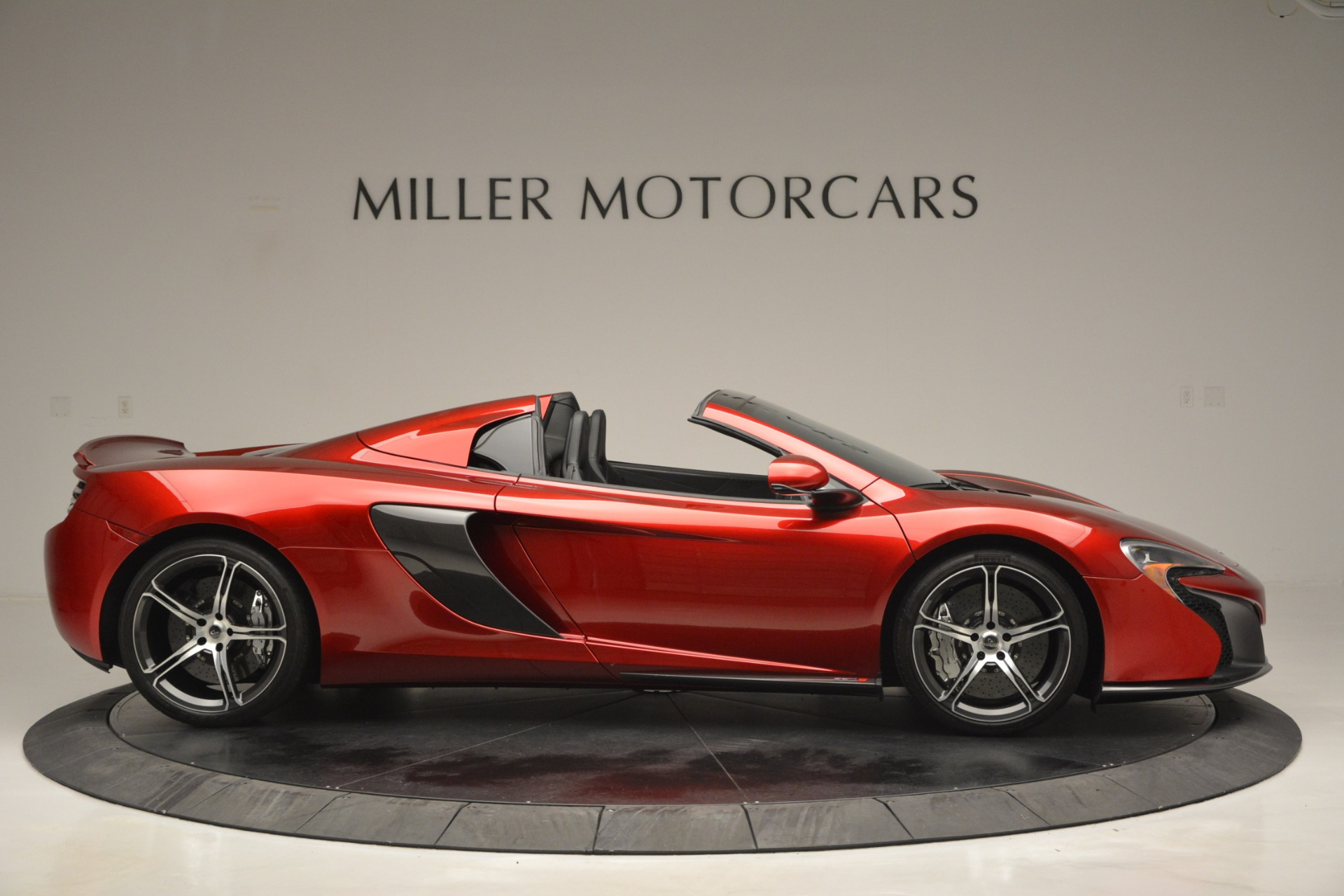 Used 2015 McLaren 650S Spider For Sale In Greenwich, CT. Alfa Romeo of Greenwich, 3152C 2904_p9
