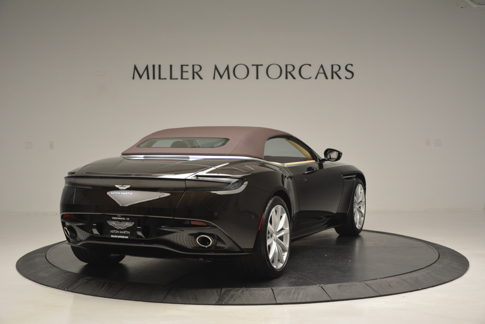 New 2019 Aston Martin DB11 V8 Convertible For Sale In Greenwich, CT. Alfa Romeo of Greenwich, A1338 2905_p19