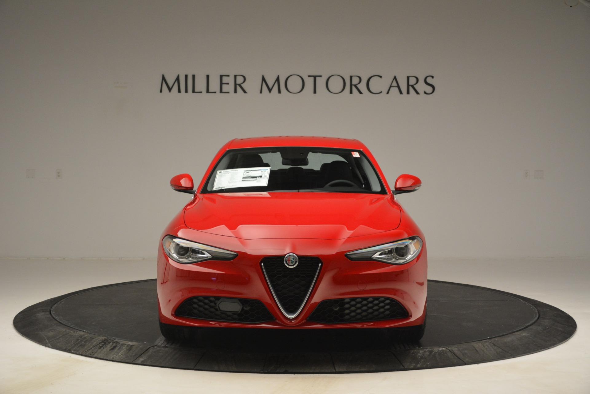 New 2019 Alfa Romeo Giulia Q4 For Sale In Greenwich, CT. Alfa Romeo of Greenwich, LW302 2906_p12