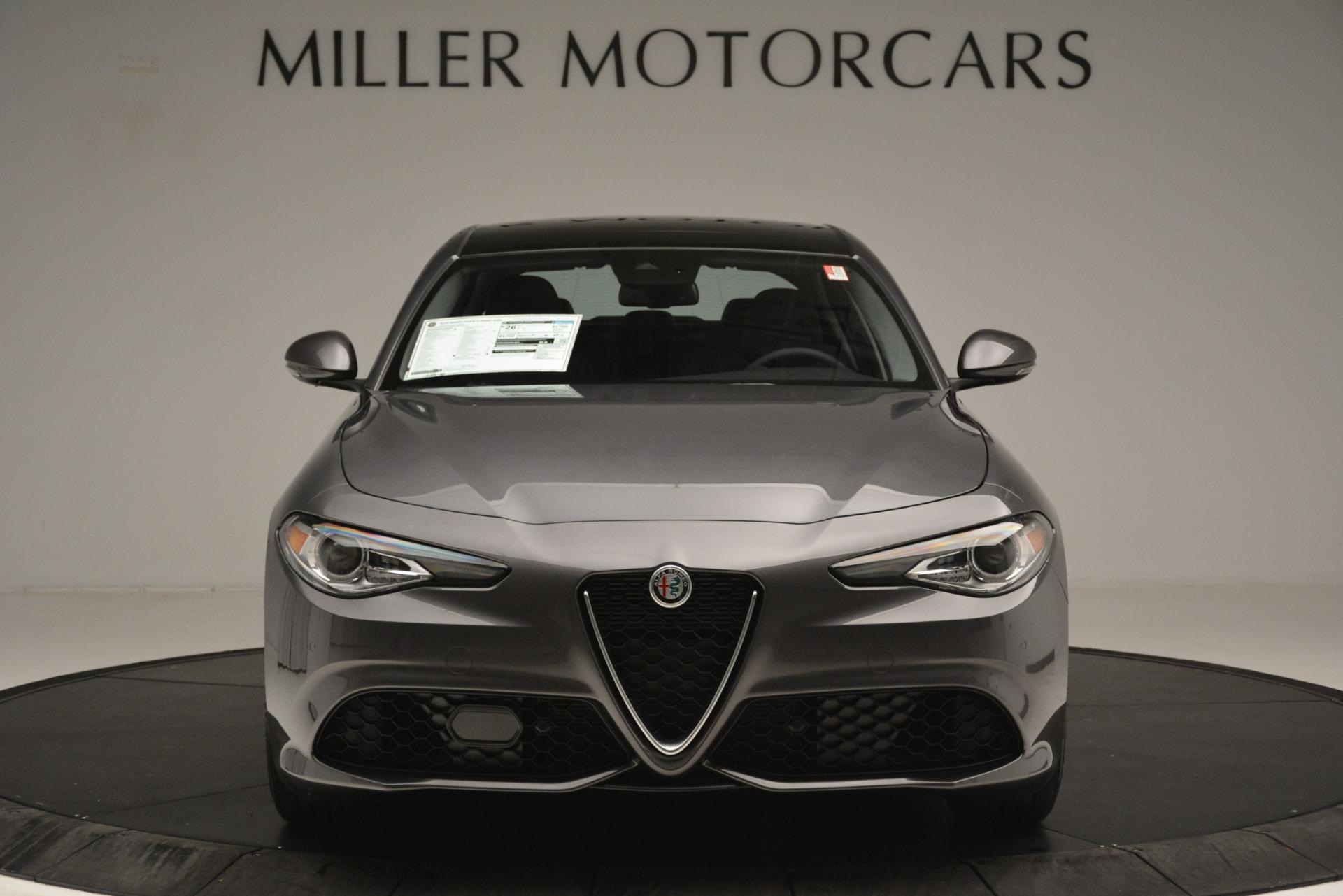 New 2019 Alfa Romeo Giulia Ti Sport Q4 For Sale $52040 In Greenwich, CT 2911_p12