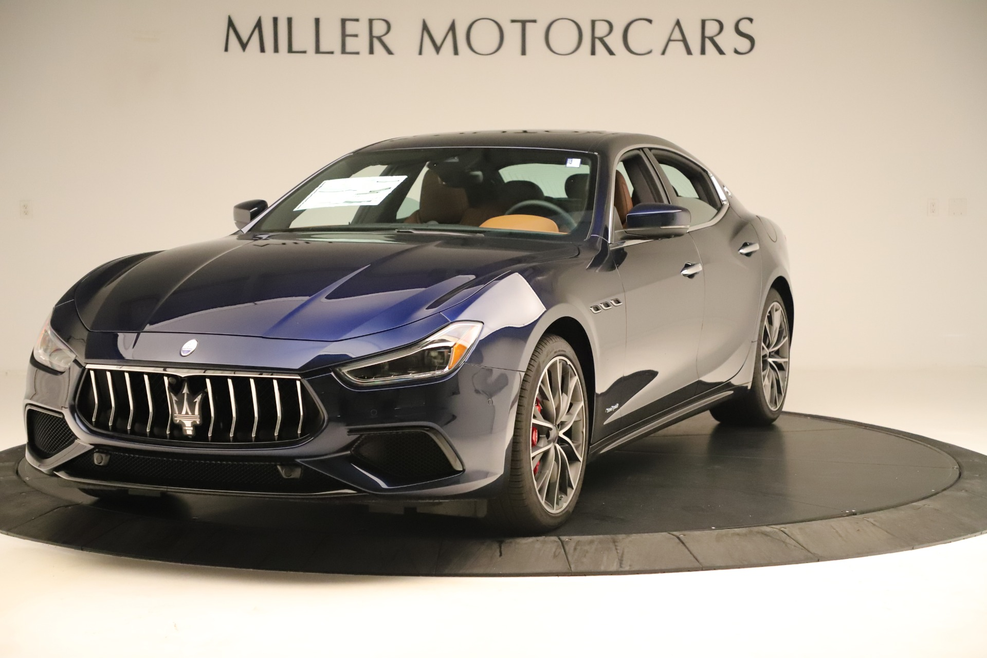 New 2019 Maserati Ghibli S Q4 GranSport For Sale In Greenwich, CT. Alfa Romeo of Greenwich, M2261
