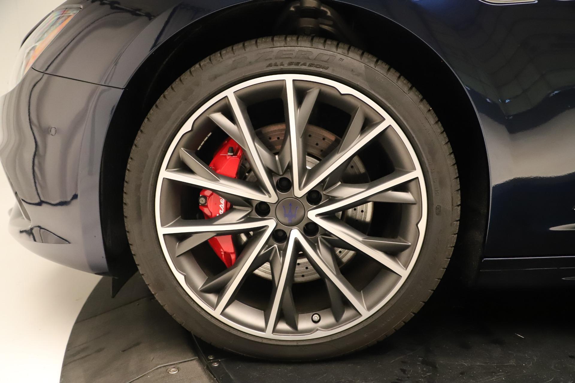 New 2019 Maserati Ghibli S Q4 GranSport For Sale In Greenwich, CT. Alfa Romeo of Greenwich, M2261 2914_p30