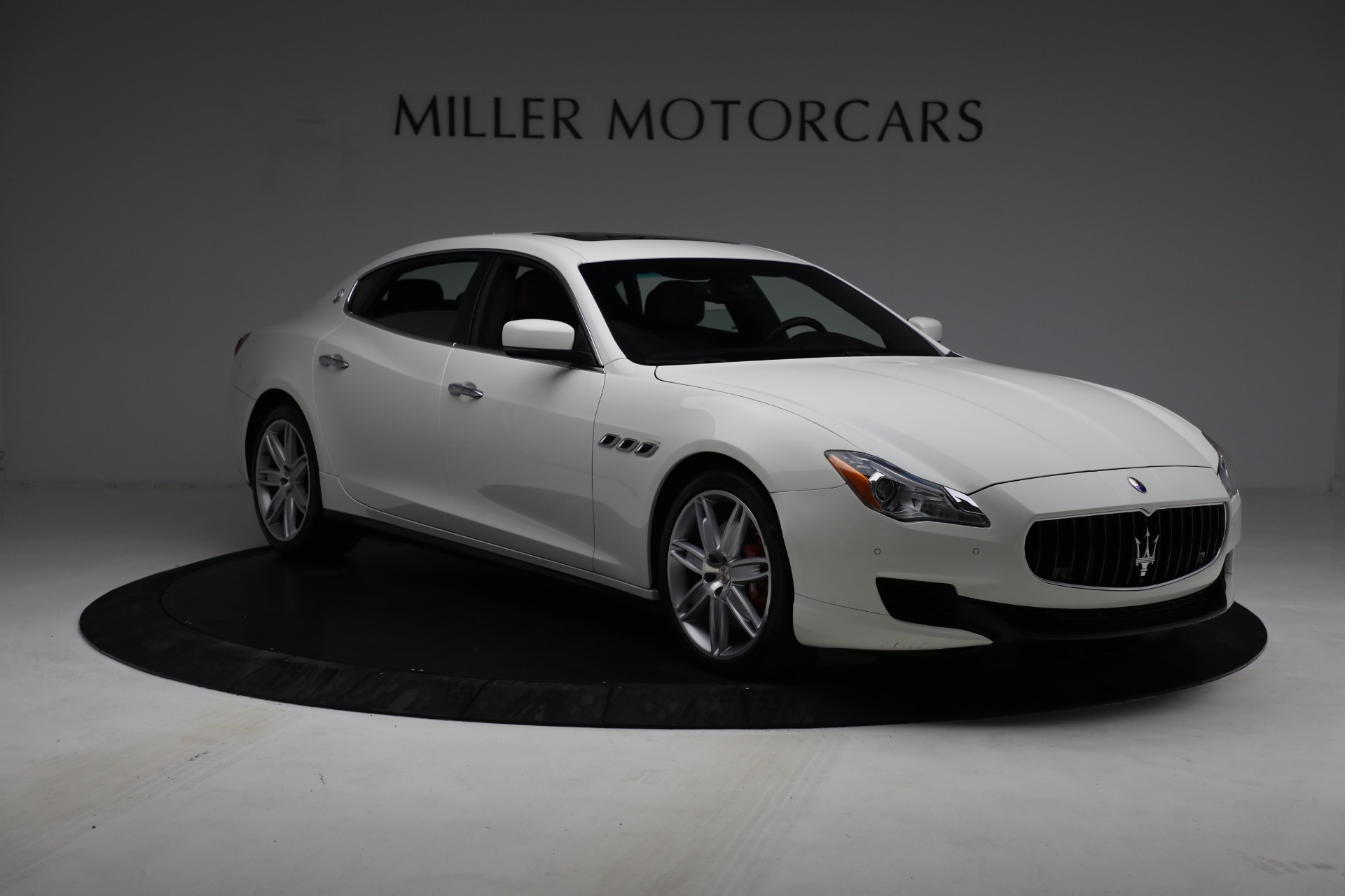 Used 2015 Maserati Quattroporte S Q4 For Sale In Greenwich, CT. Alfa Romeo of Greenwich, 7469 2915_p10