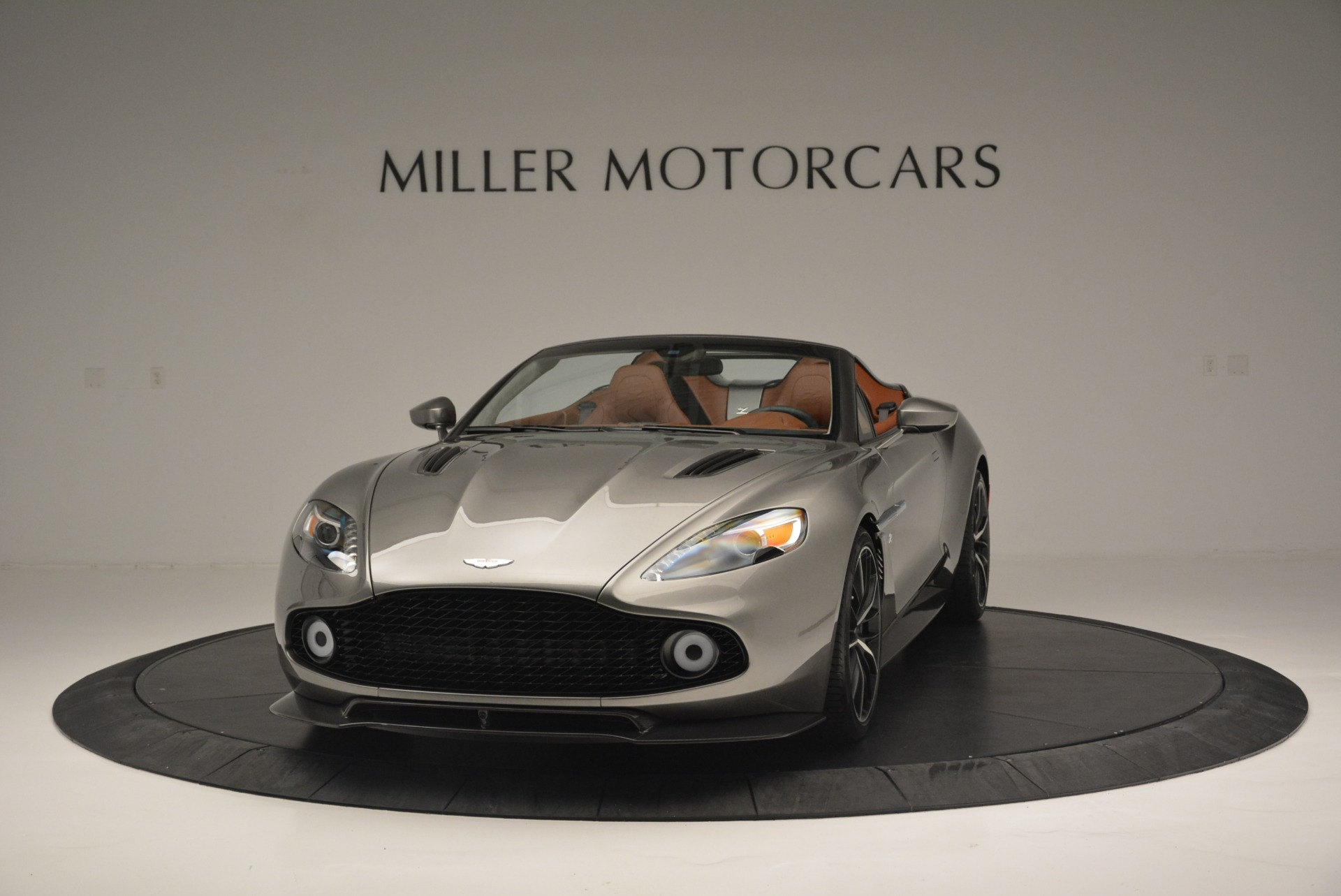 Used 2018 Aston Martin Zagato Speedster Convertible For Sale In Greenwich, CT. Alfa Romeo of Greenwich, 7466C 2916_p2