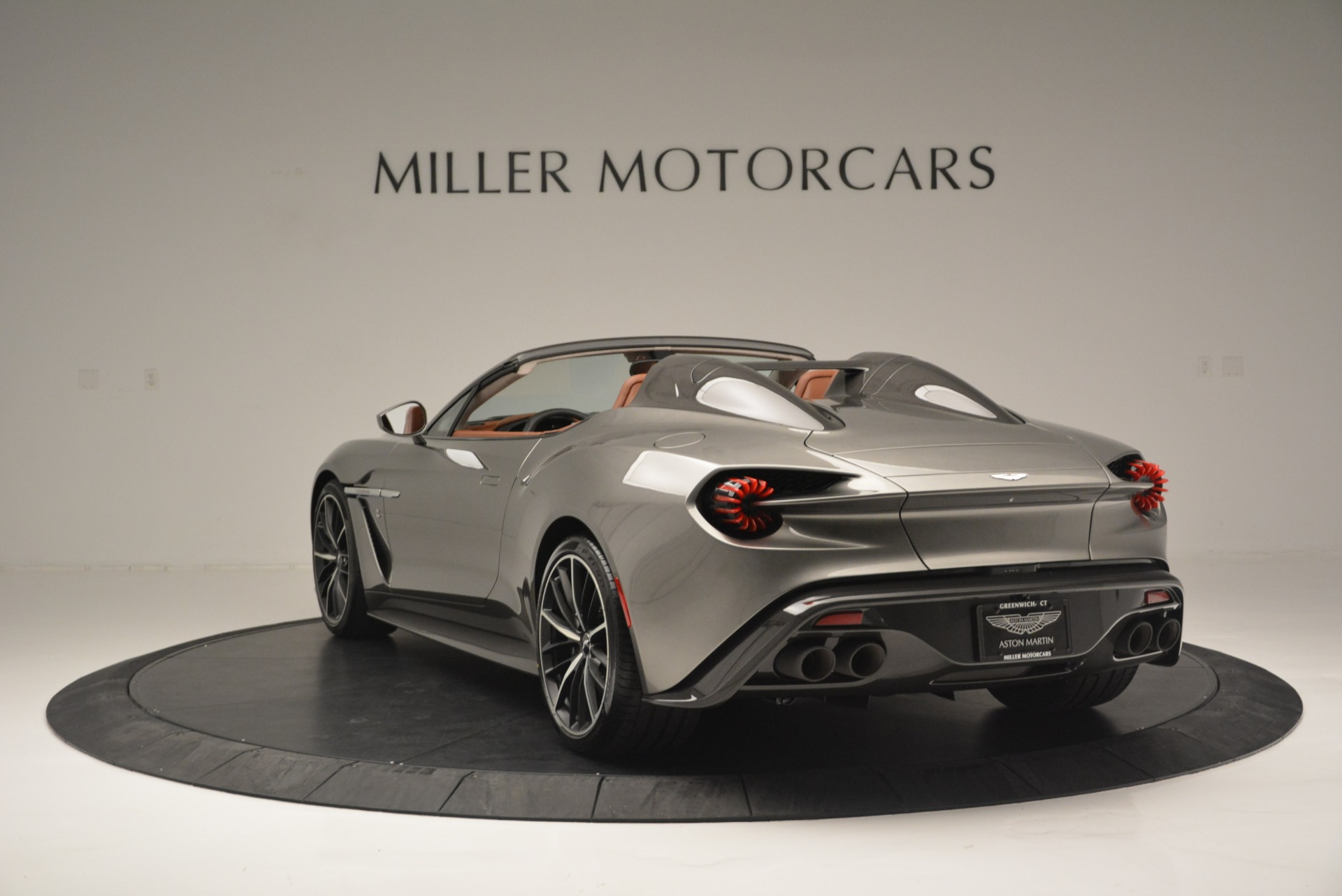 Used 2018 Aston Martin Zagato Speedster Convertible For Sale In Greenwich, CT. Alfa Romeo of Greenwich, 7466C 2916_p5