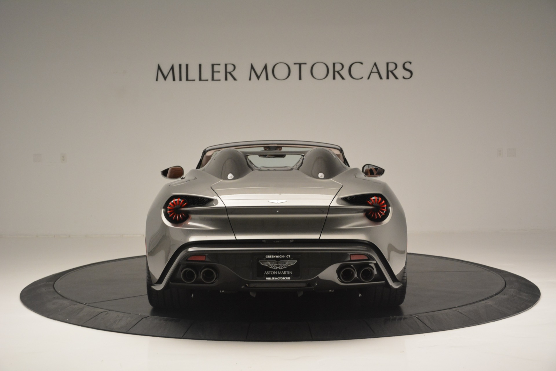 Used 2018 Aston Martin Zagato Speedster Convertible For Sale In Greenwich, CT. Alfa Romeo of Greenwich, 7466C 2916_p6