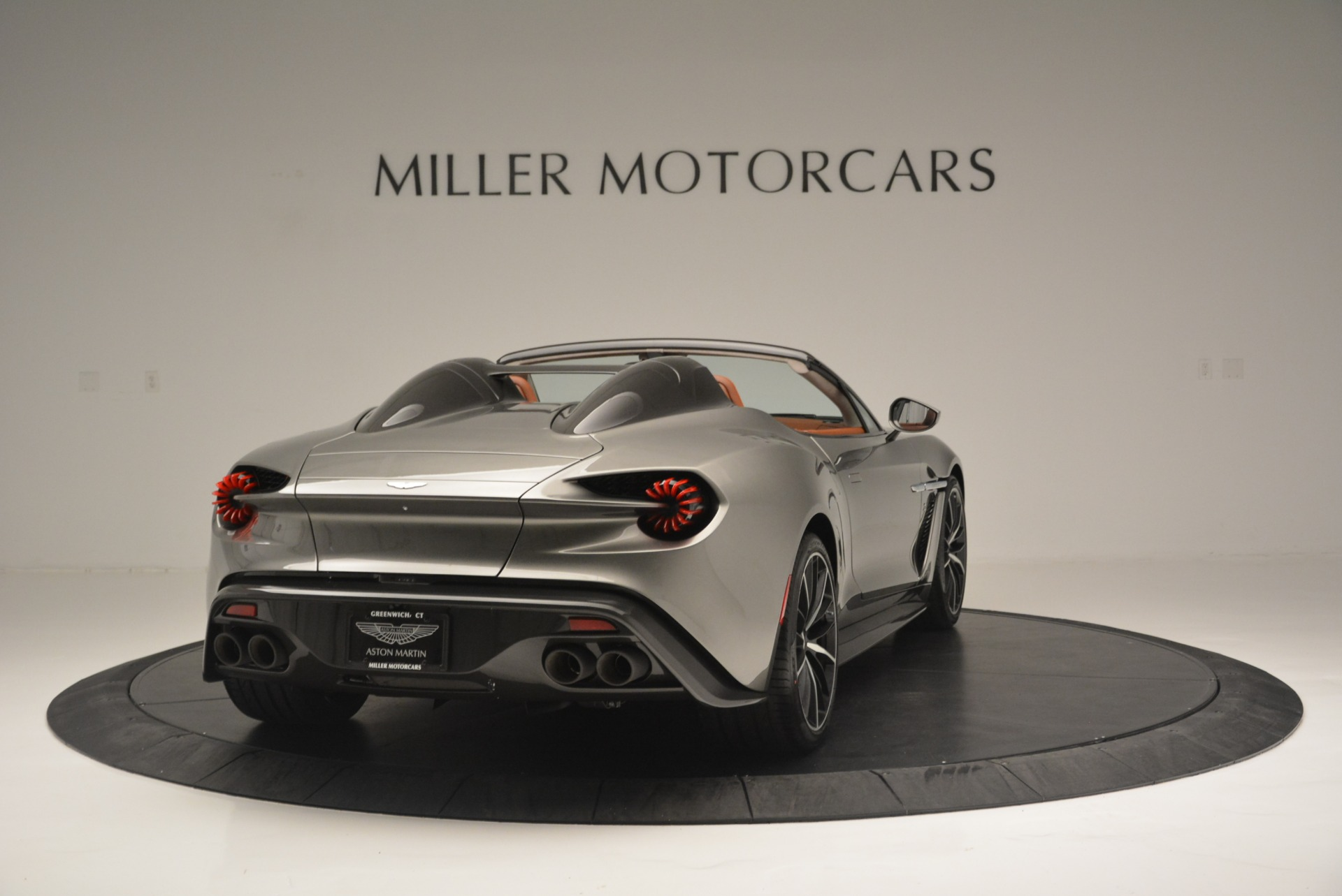 Used 2018 Aston Martin Zagato Speedster Convertible For Sale In Greenwich, CT. Alfa Romeo of Greenwich, 7466C 2916_p7