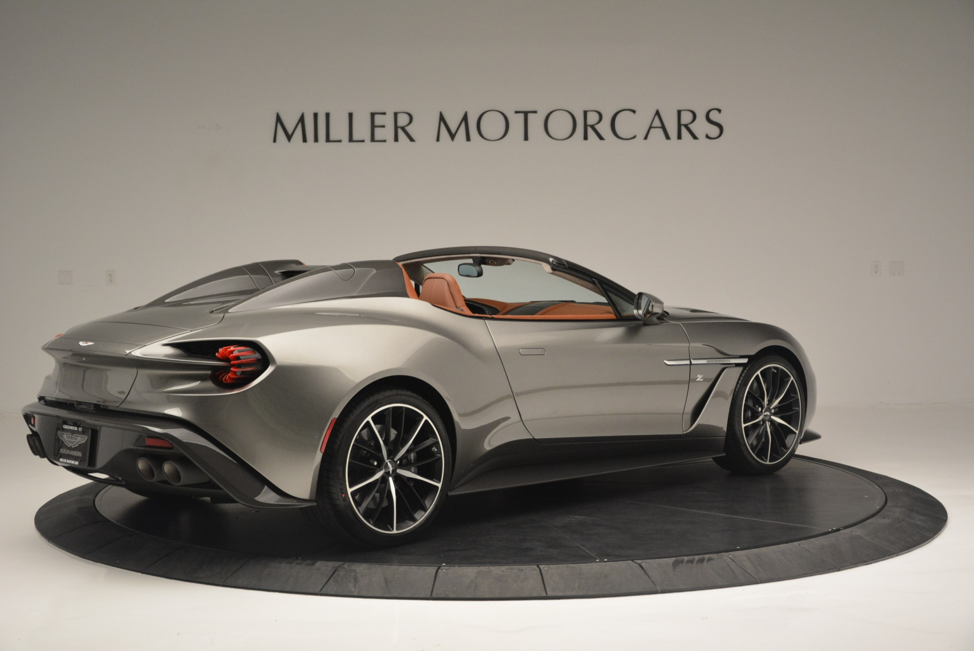 Used 2018 Aston Martin Zagato Speedster Convertible For Sale In Greenwich, CT. Alfa Romeo of Greenwich, 7466C 2916_p8