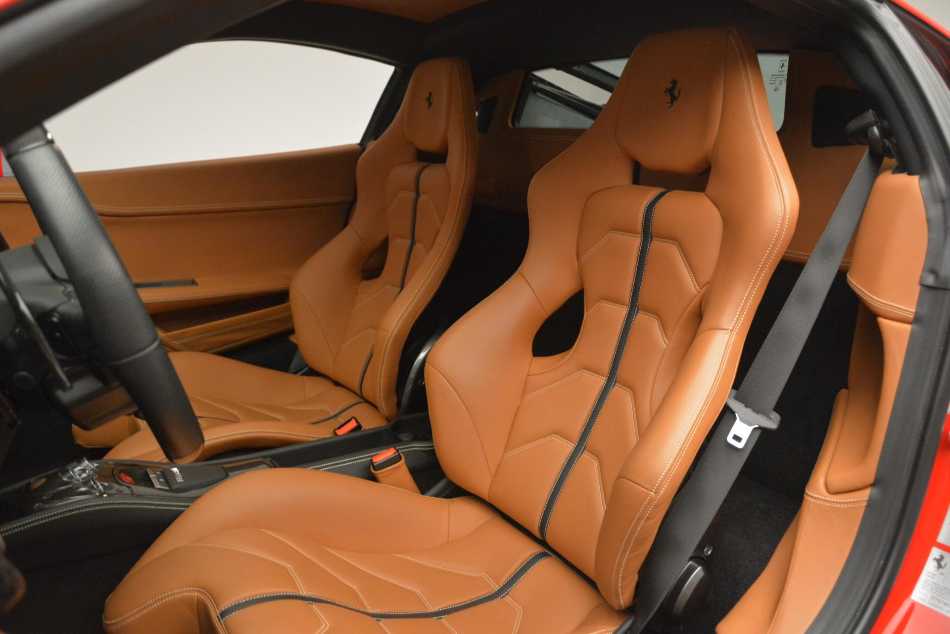 Used 2014 Ferrari 458 Italia  For Sale In Greenwich, CT. Alfa Romeo of Greenwich, 4530 2920_p15