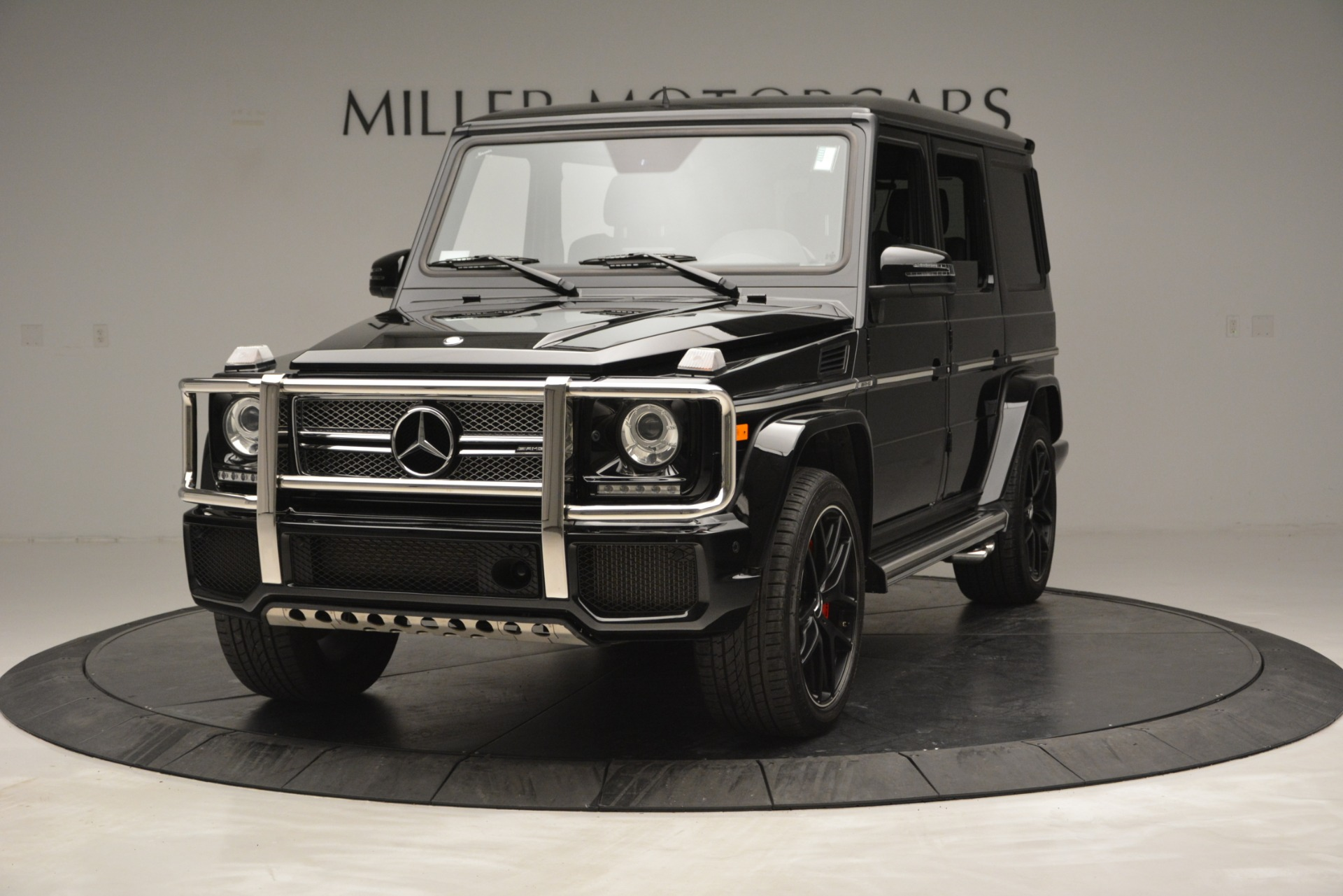 Used 2016 Mercedes-Benz G-Class AMG G 65 For Sale In Greenwich, CT. Alfa Romeo of Greenwich, 7472