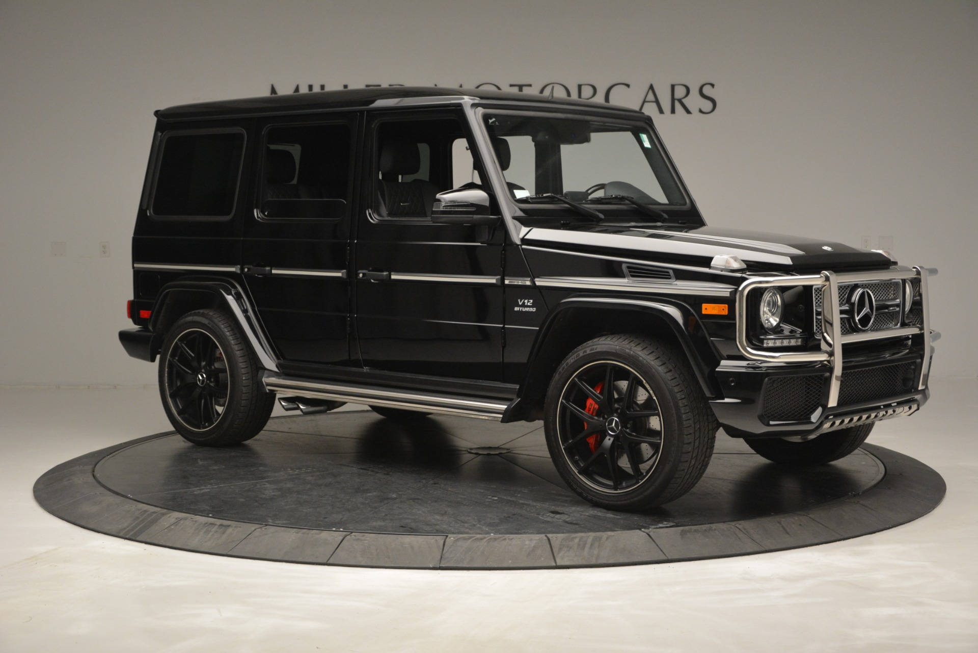 Used 2016 Mercedes-Benz G-Class AMG G 65 For Sale In Greenwich, CT. Alfa Romeo of Greenwich, 7472 2922_p10