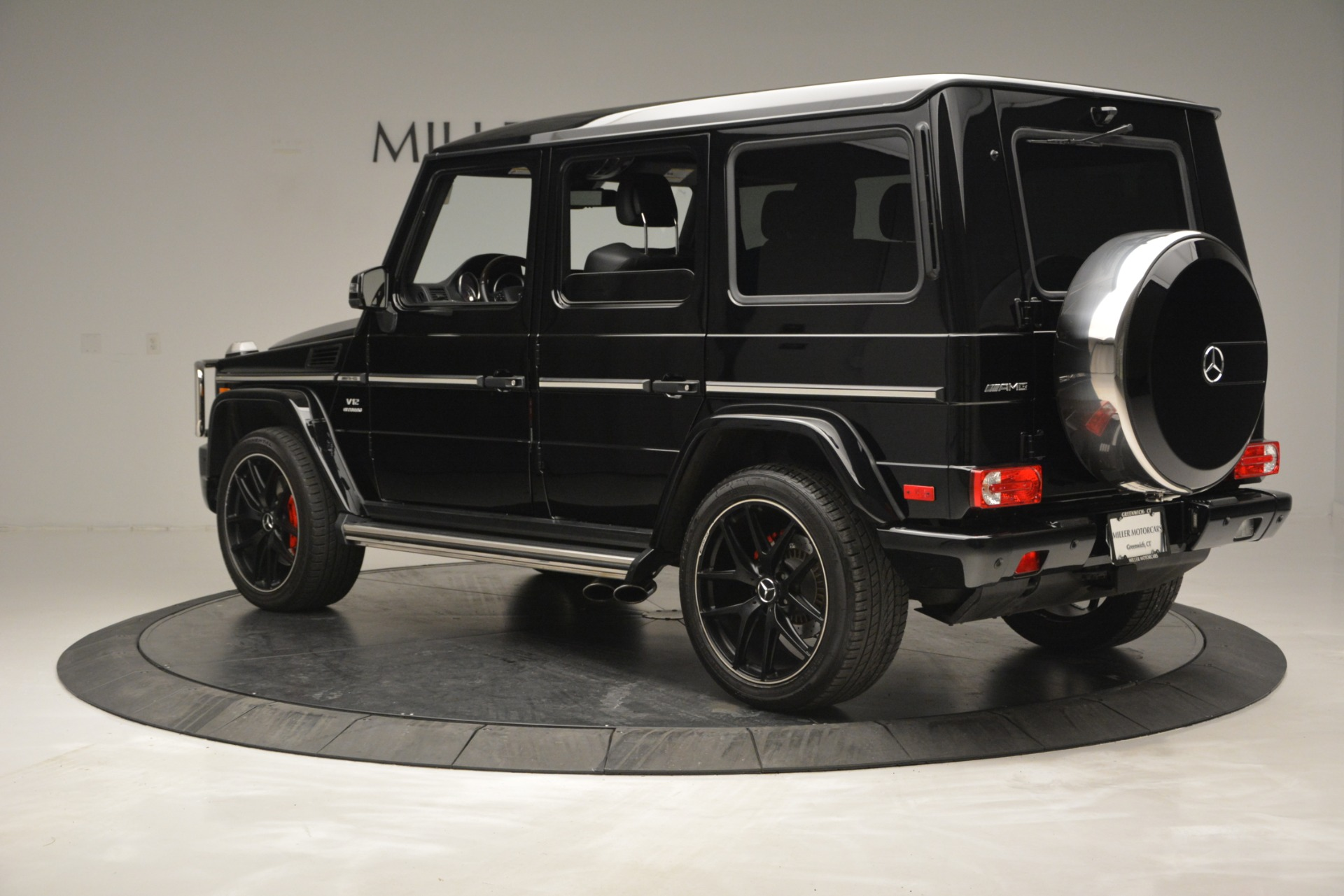 Used 2016 Mercedes-Benz G-Class AMG G 65 For Sale In Greenwich, CT. Alfa Romeo of Greenwich, 7472 2922_p4