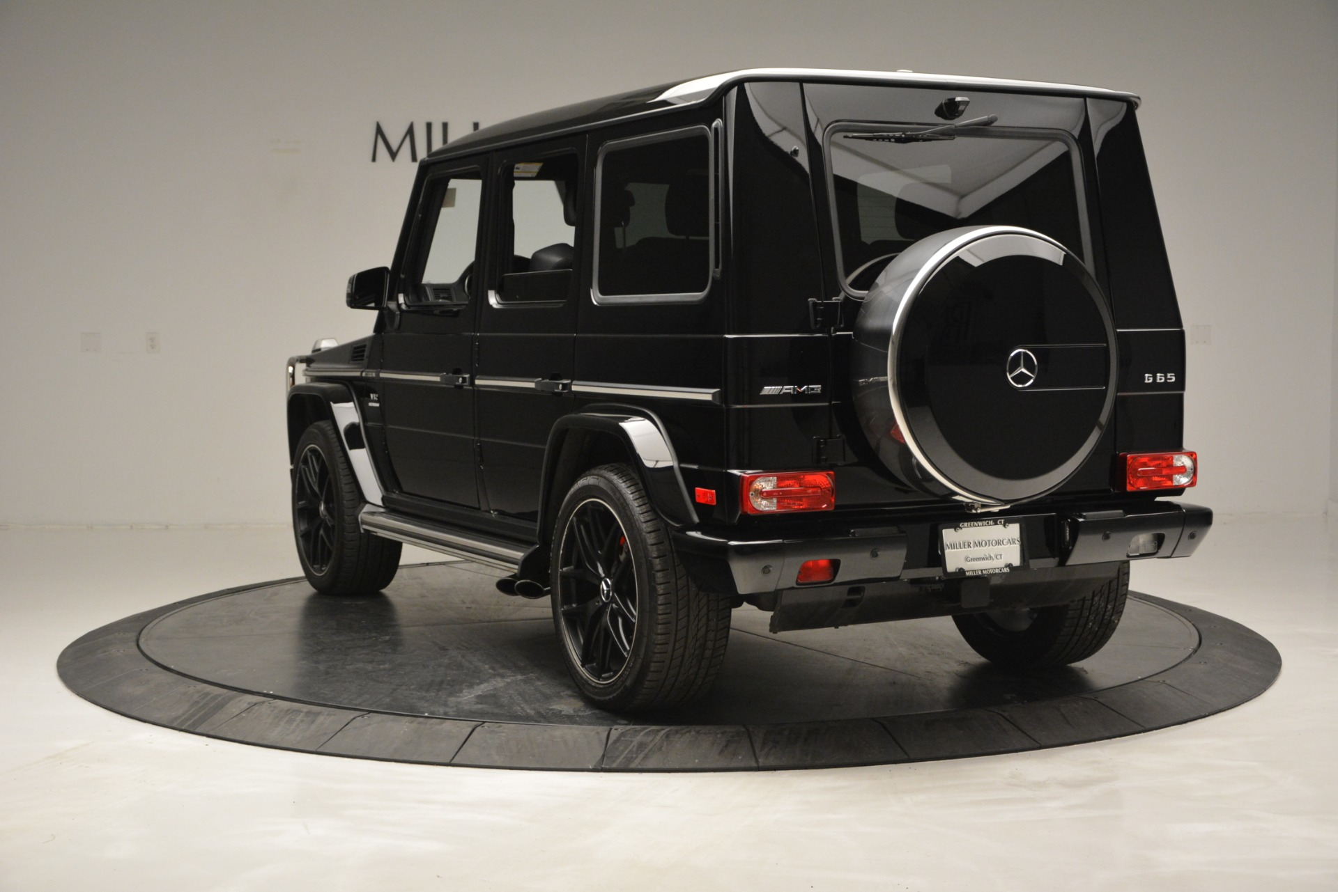 Used 2016 Mercedes-Benz G-Class AMG G 65 For Sale In Greenwich, CT. Alfa Romeo of Greenwich, 7472 2922_p5