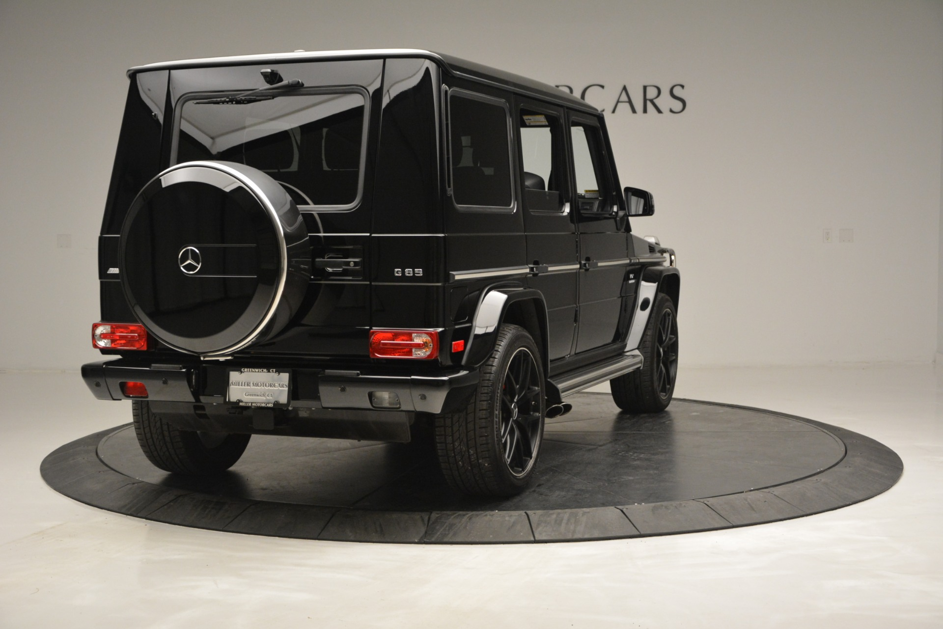 Used 2016 Mercedes-Benz G-Class AMG G 65 For Sale In Greenwich, CT. Alfa Romeo of Greenwich, 7472 2922_p7