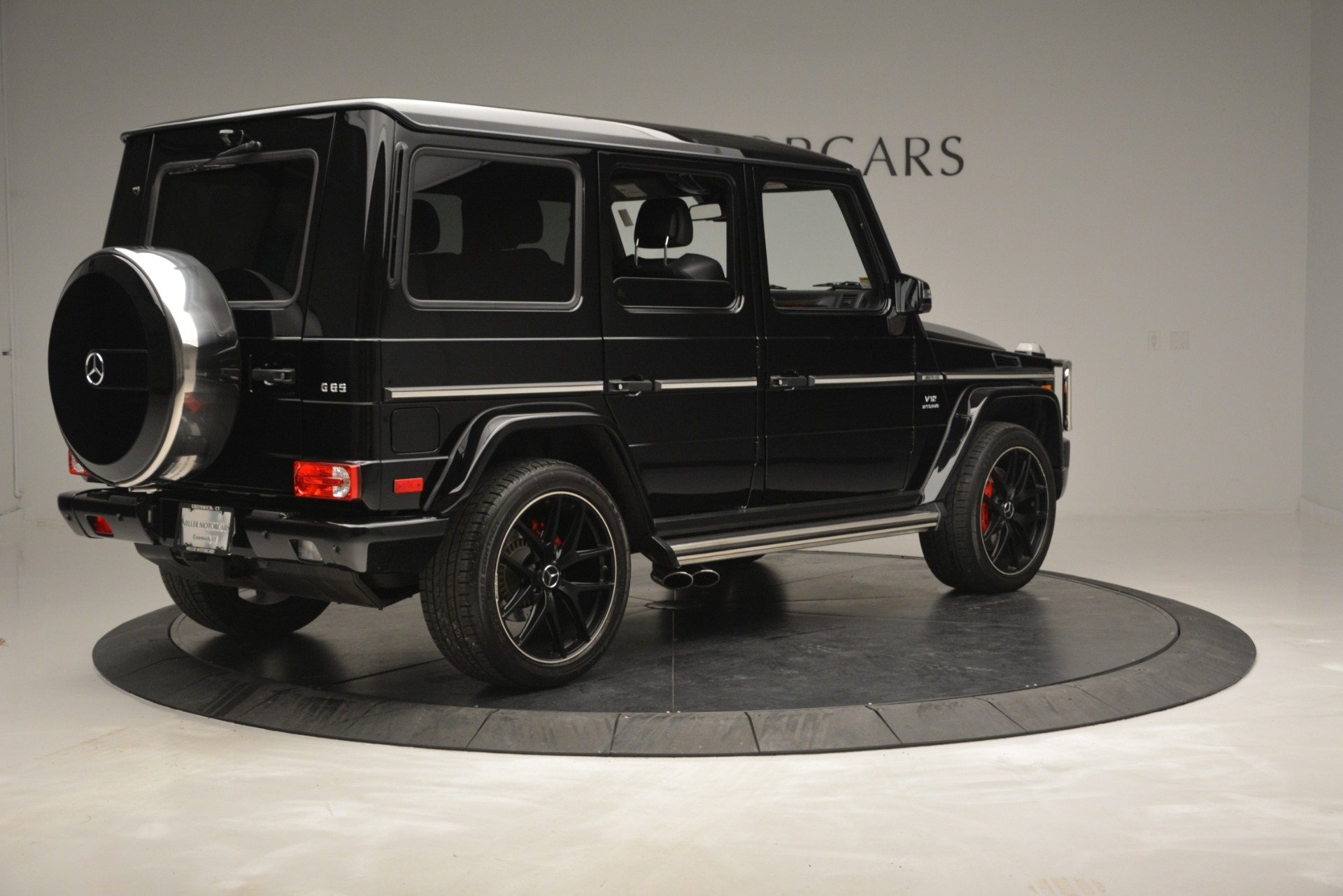 Used 2016 Mercedes-Benz G-Class AMG G 65 For Sale In Greenwich, CT. Alfa Romeo of Greenwich, 7472 2922_p8