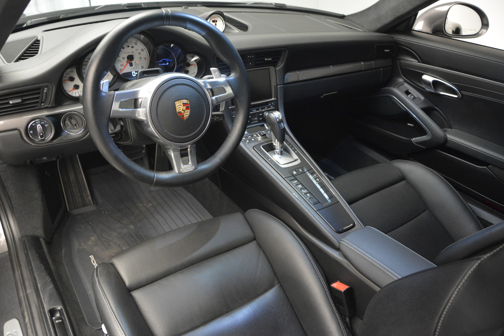 Used 2015 Porsche 911 Turbo S For Sale In Greenwich, CT. Alfa Romeo of Greenwich, F1960A 2923_p14