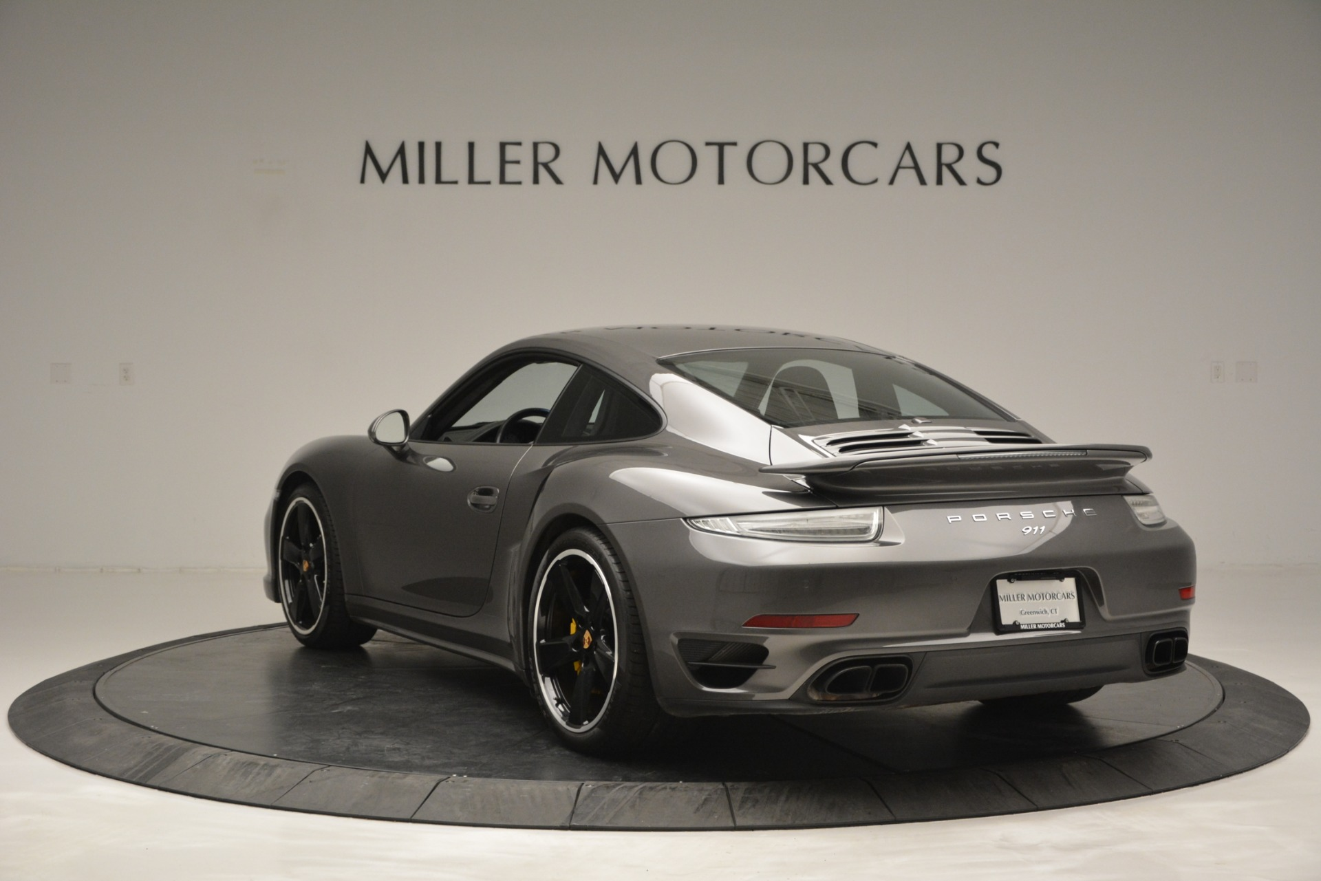 Used 2015 Porsche 911 Turbo S For Sale In Greenwich, CT. Alfa Romeo of Greenwich, F1960A 2923_p5