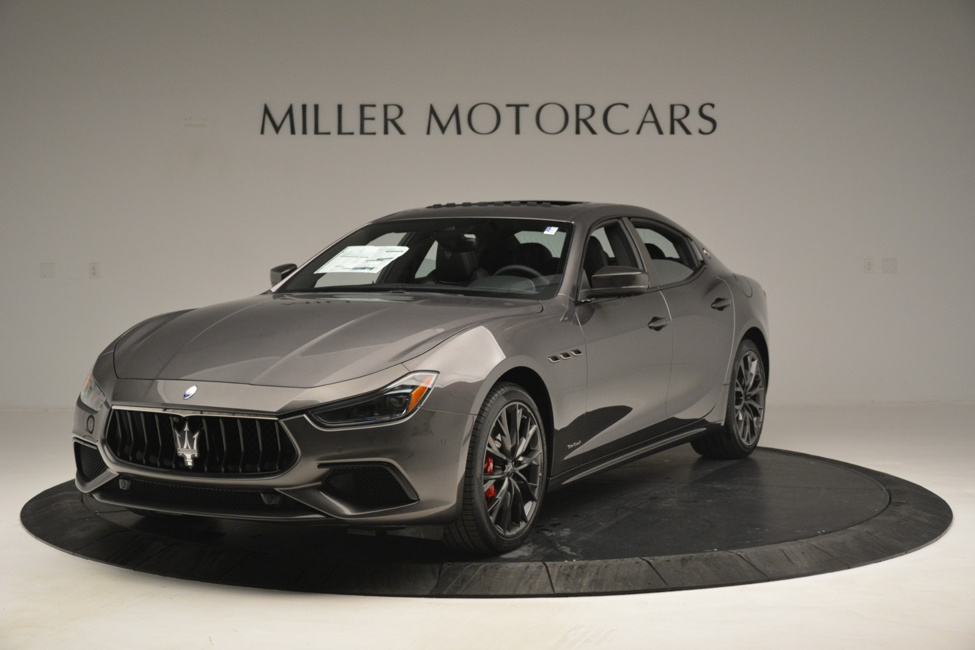New 2019 Maserati Ghibli S Q4 GranSport For Sale In Greenwich, CT. Alfa Romeo of Greenwich, W670