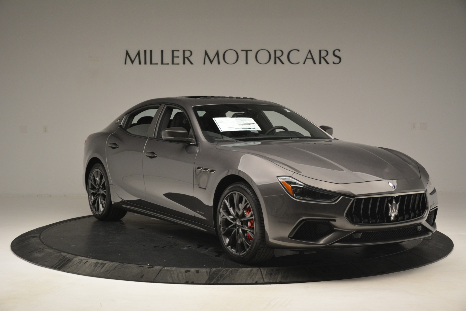 New 2019 Maserati Ghibli S Q4 GranSport For Sale In Greenwich, CT. Alfa Romeo of Greenwich, W670 2925_p12