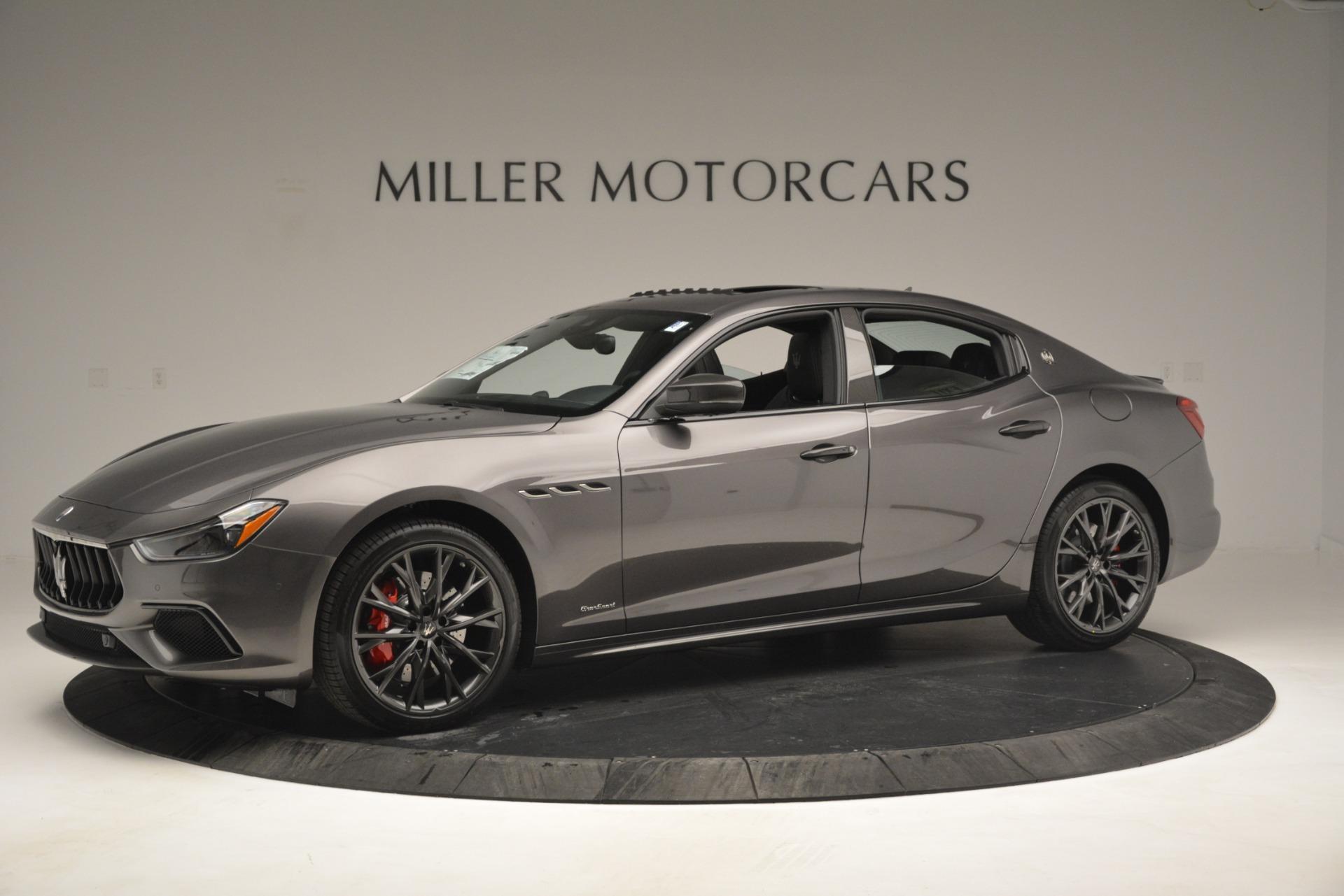 New 2019 Maserati Ghibli S Q4 GranSport For Sale $99830 In Greenwich, CT 2925_p2