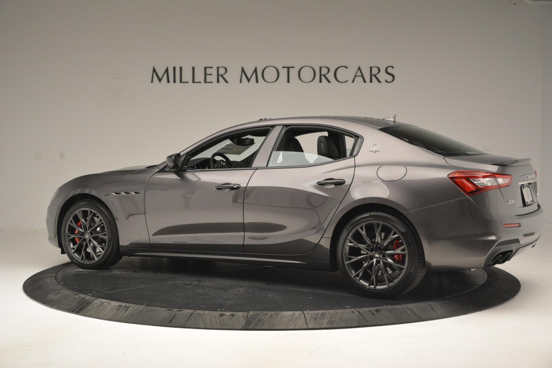 New 2019 Maserati Ghibli S Q4 GranSport For Sale $99830 In Greenwich, CT 2925_p5
