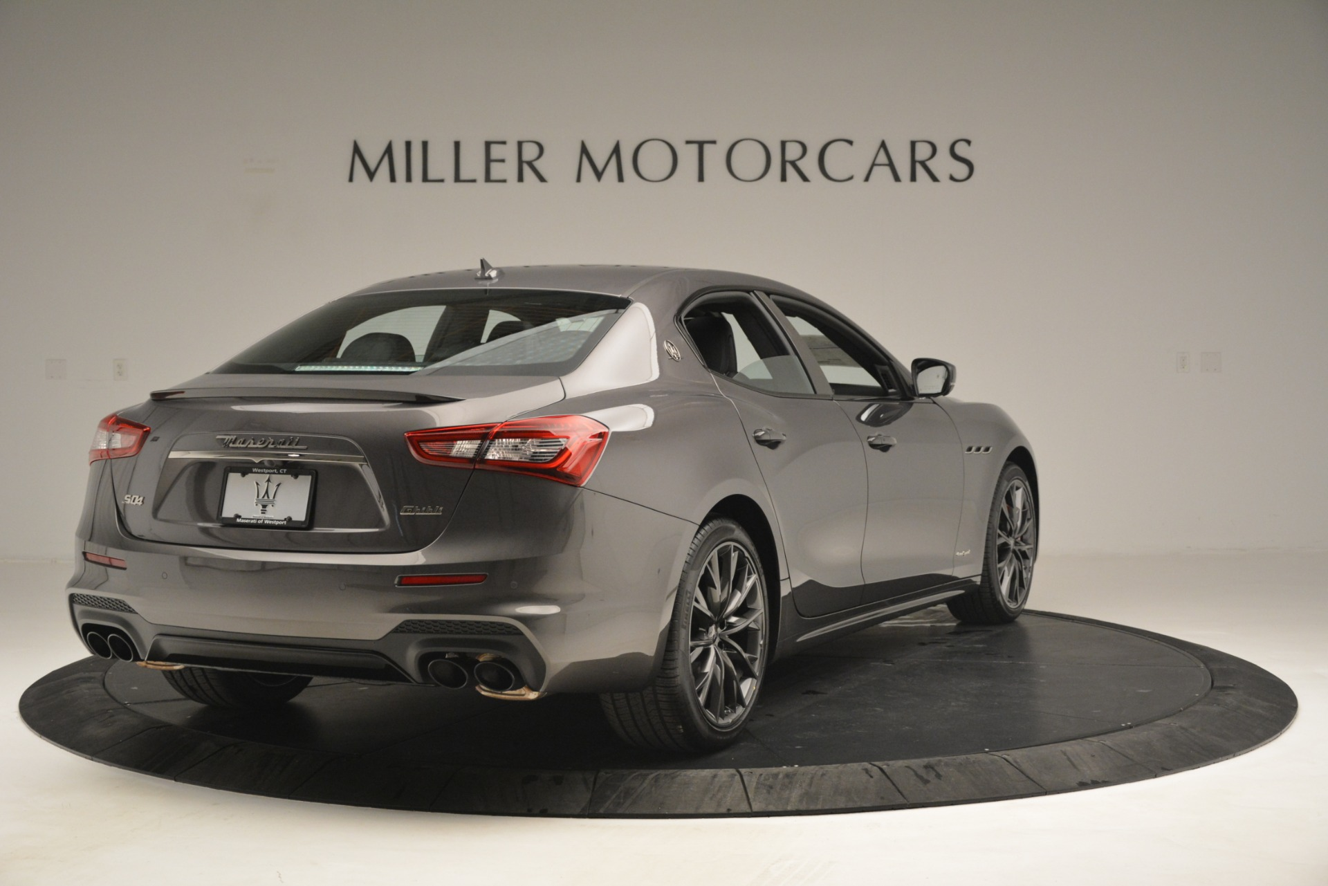 New 2019 Maserati Ghibli S Q4 GranSport For Sale In Greenwich, CT. Alfa Romeo of Greenwich, W670 2925_p8