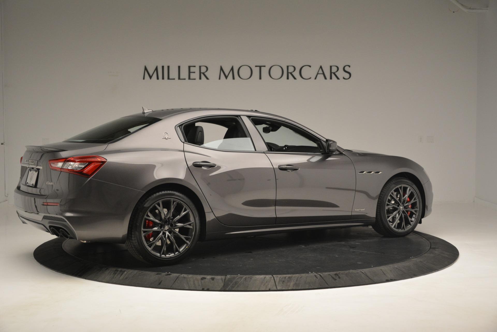New 2019 Maserati Ghibli S Q4 GranSport For Sale $99830 In Greenwich, CT 2925_p9