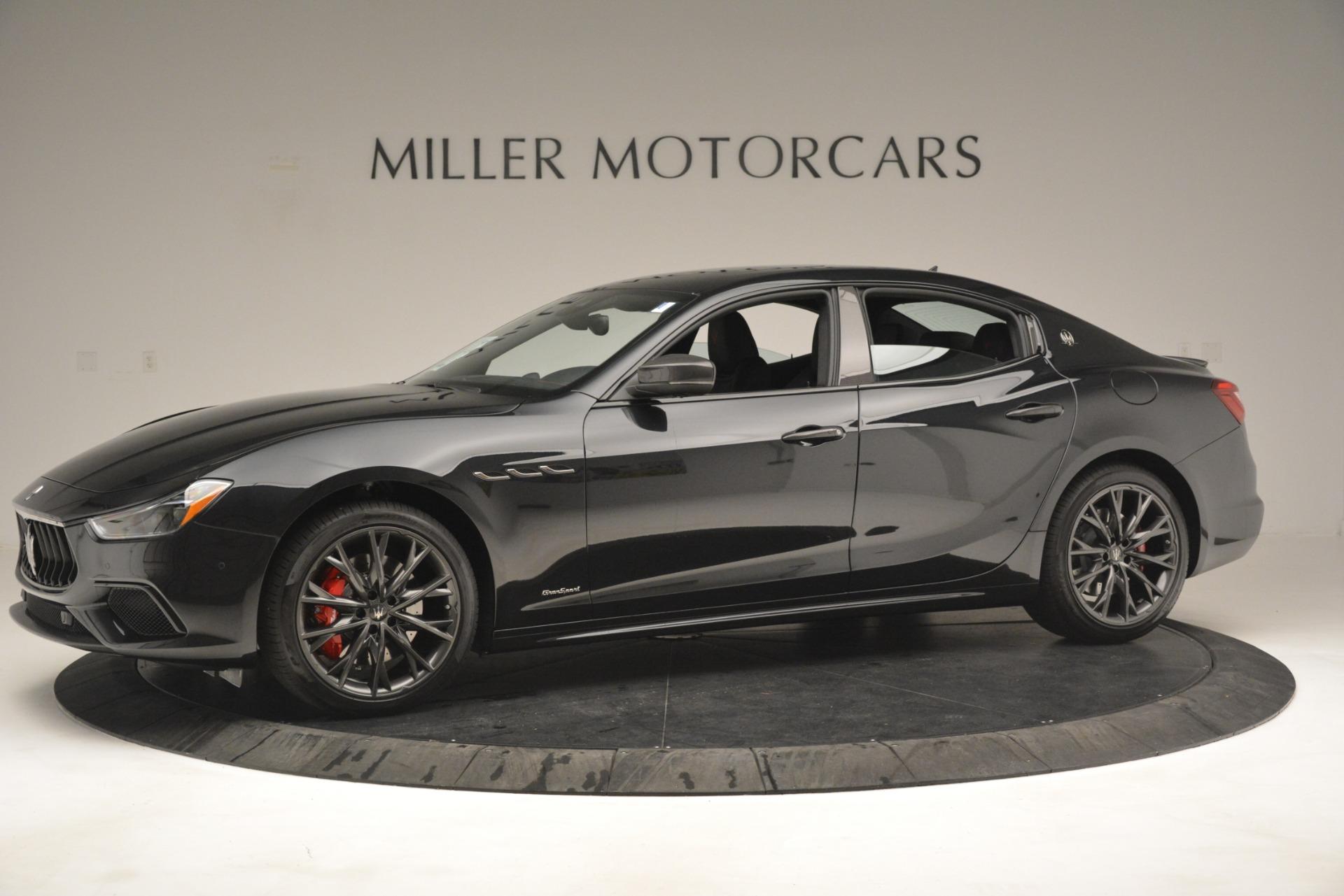 New 2019 Maserati Ghibli S Q4 GranSport For Sale In Greenwich, CT. Alfa Romeo of Greenwich, W668 2926_p2